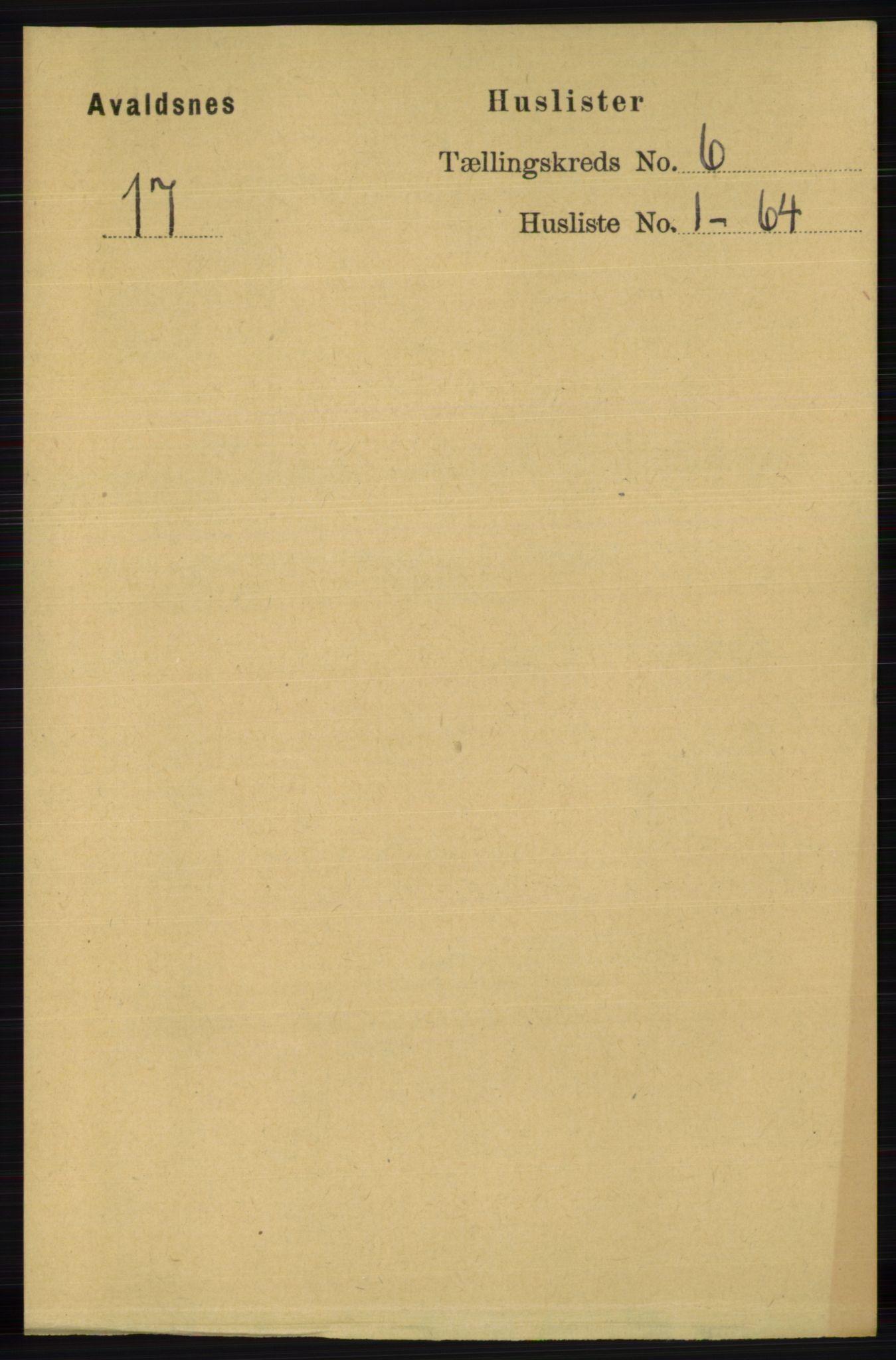 RA, Folketelling 1891 for 1147 Avaldsnes herred, 1891, s. 3168