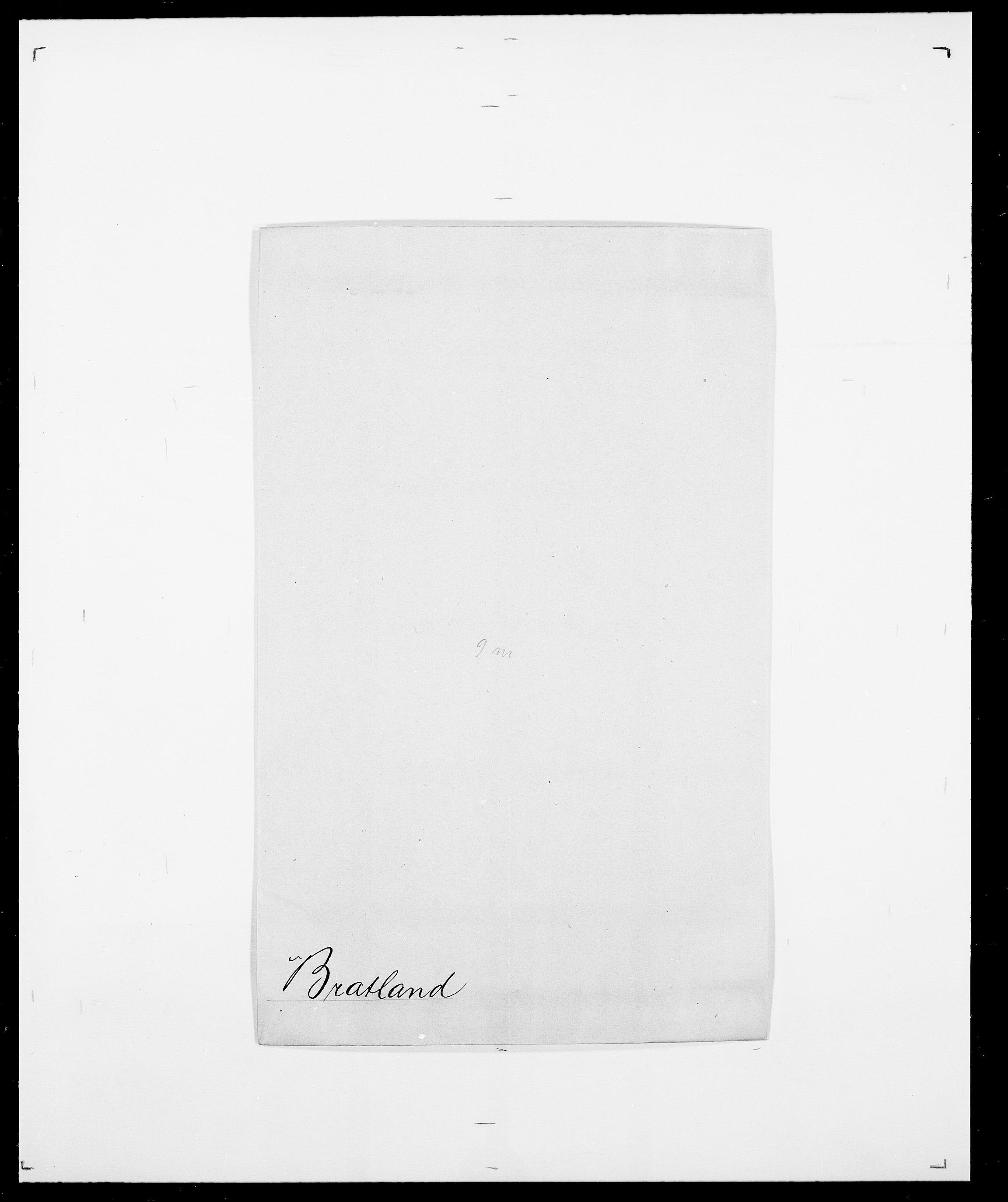 SAO, Delgobe, Charles Antoine - samling, D/Da/L0006: Brambani - Brønø, s. 189