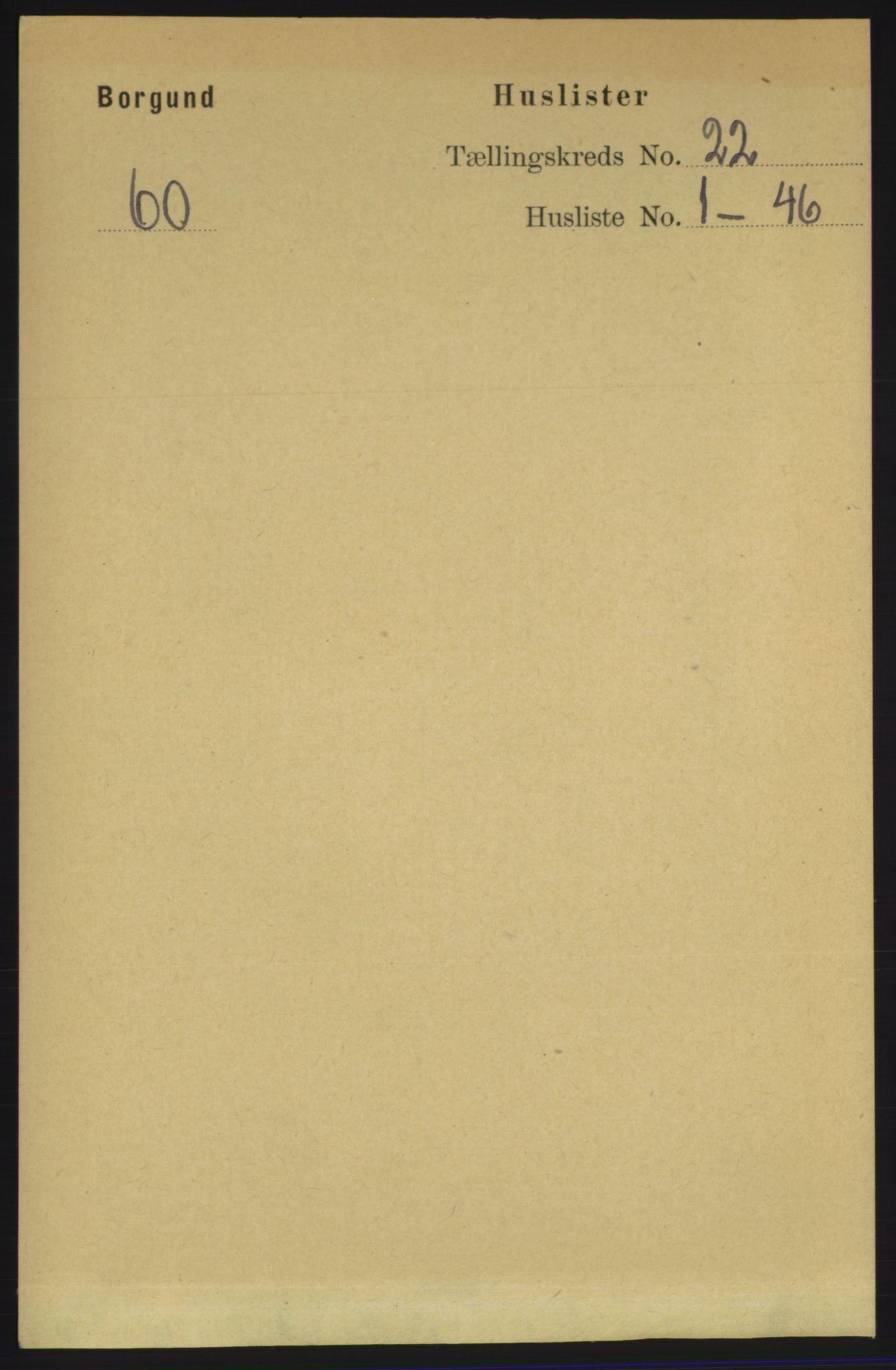 RA, Folketelling 1891 for 1531 Borgund herred, 1891, s. 6591
