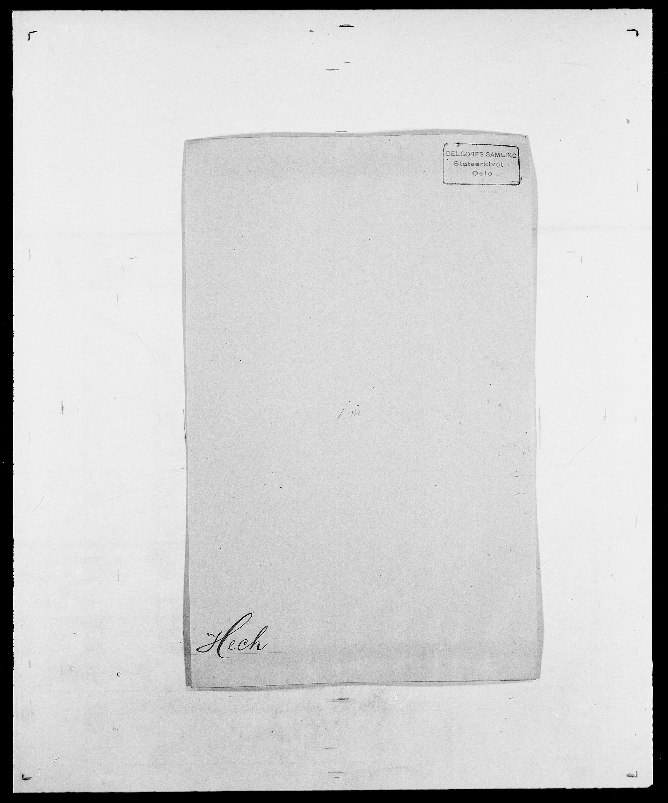 SAO, Delgobe, Charles Antoine - samling, D/Da/L0016: Hamborg - Hektoen, s. 655