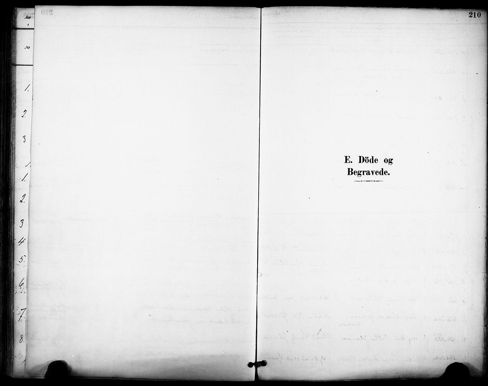 SAKO, Sandefjord kirkebøker, F/Fa/L0002: Ministerialbok nr. 2, 1880-1894, s. 210