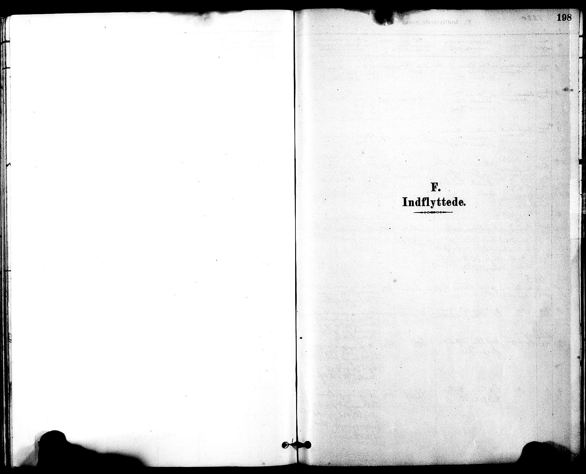 SAT, Ministerialprotokoller, klokkerbøker og fødselsregistre - Møre og Romsdal, 525/L0374: Ministerialbok nr. 525A04, 1880-1899, s. 198