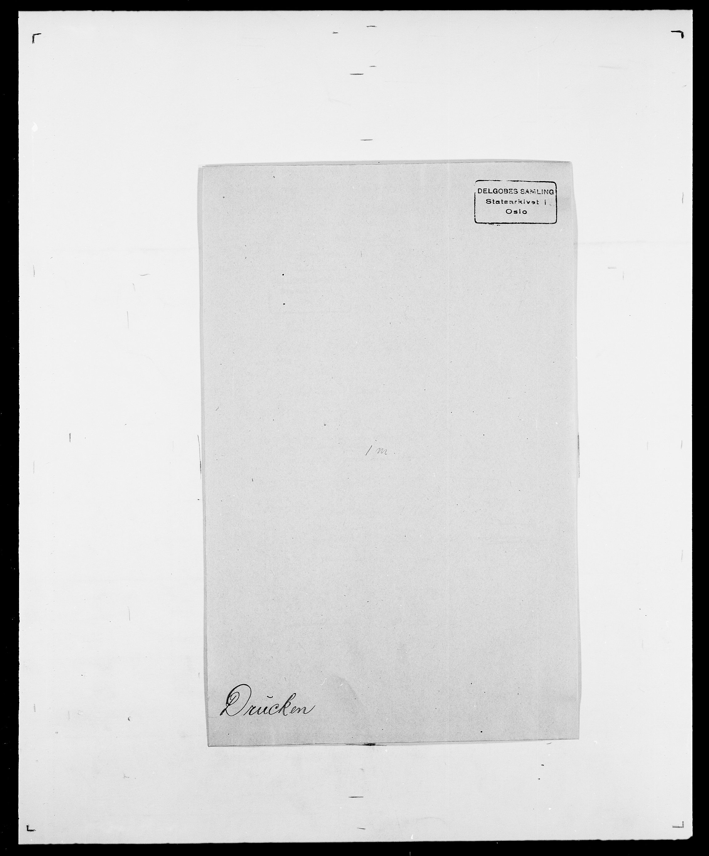 SAO, Delgobe, Charles Antoine - samling, D/Da/L0009: Dahl - v. Düren, s. 793