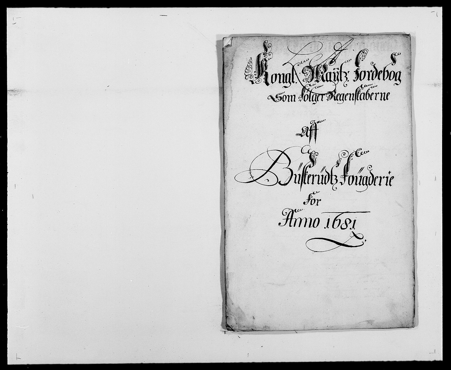 RA, Rentekammeret inntil 1814, Reviderte regnskaper, Fogderegnskap, R25/L1675: Fogderegnskap Buskerud, 1678-1681, s. 198