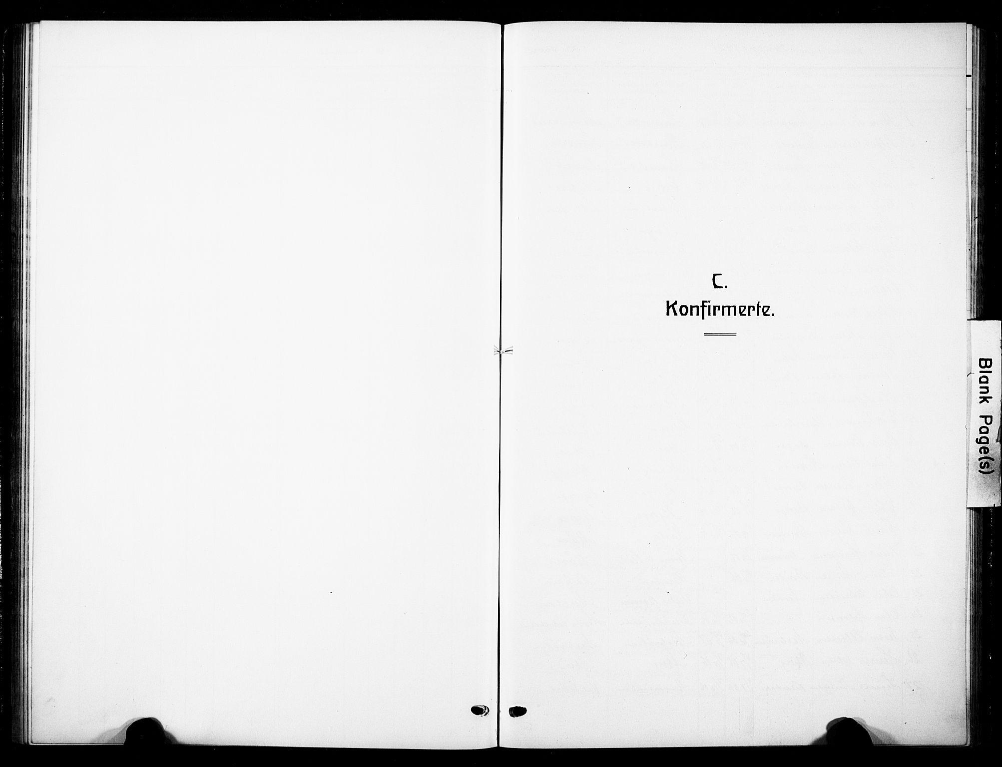 SAH, Nord-Aurdal prestekontor, Klokkerbok nr. 16, 1920-1932
