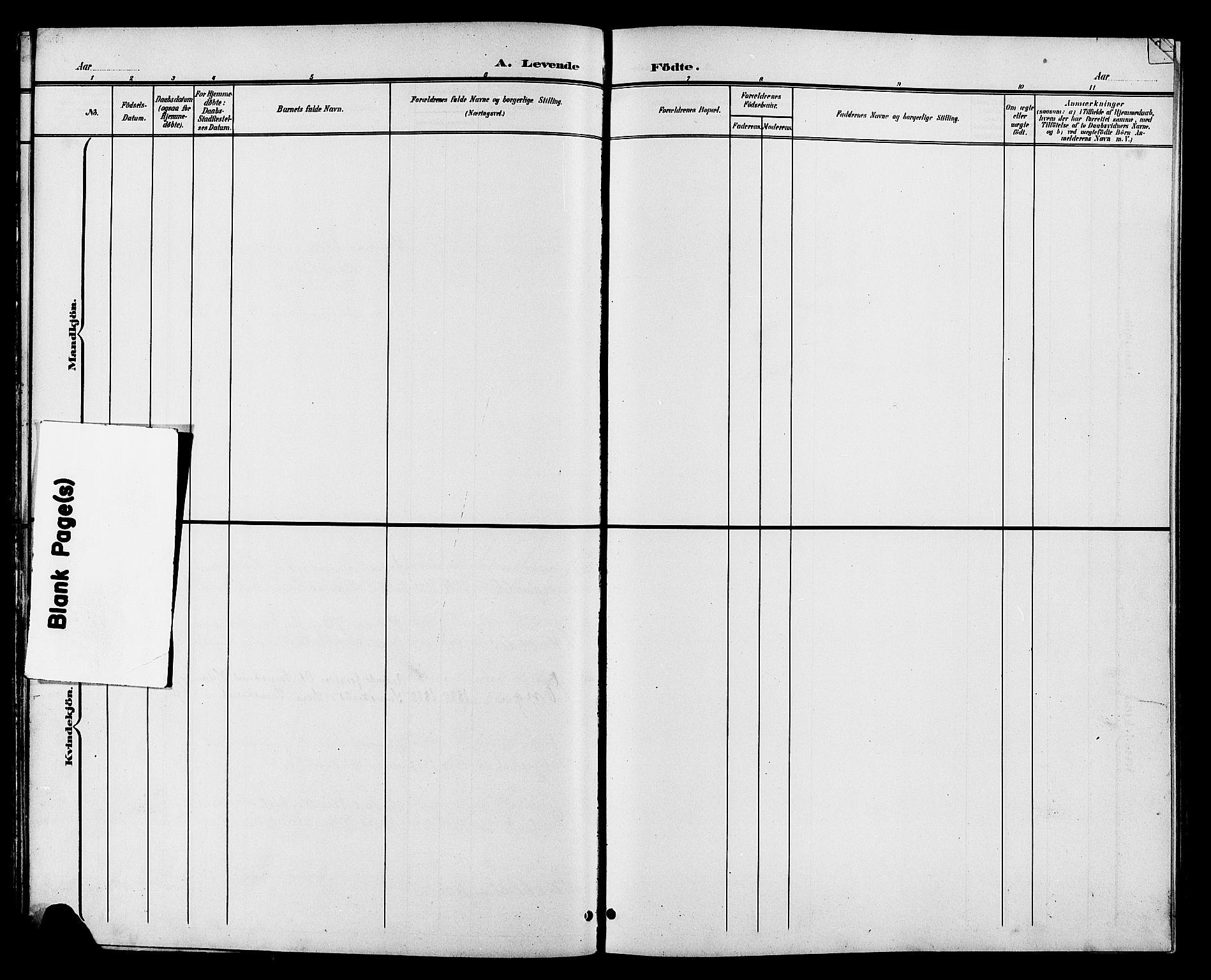 SAH, Vestre Toten prestekontor, H/Ha/Hab/L0011: Klokkerbok nr. 11, 1901-1911, s. 69