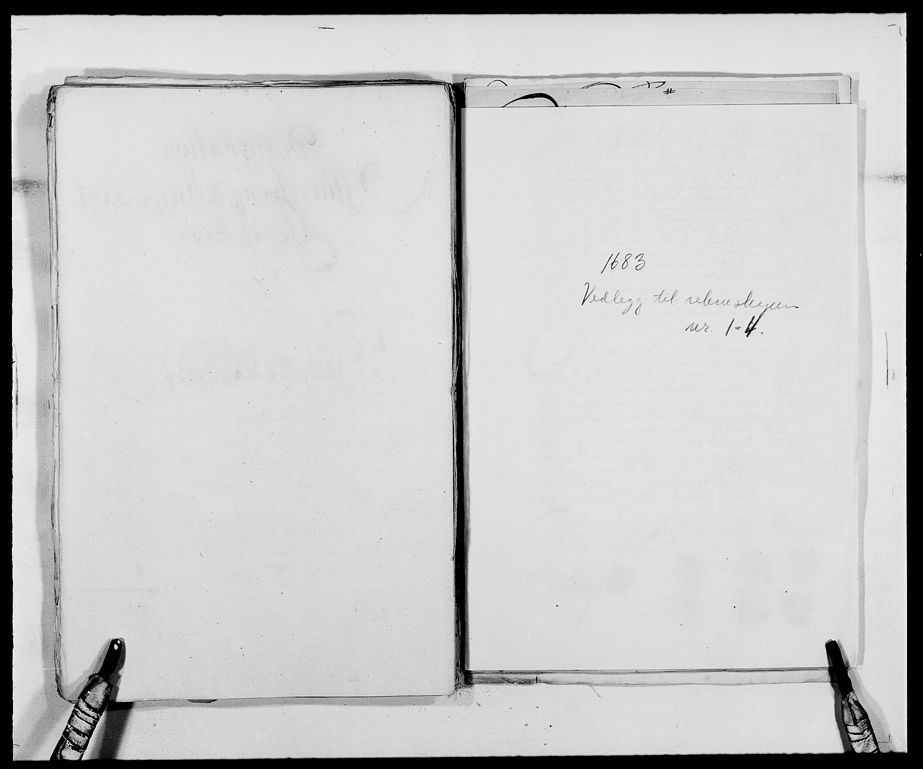 RA, Rentekammeret inntil 1814, Reviderte regnskaper, Fogderegnskap, R39/L2305: Fogderegnskap Nedenes, 1683, s. 317