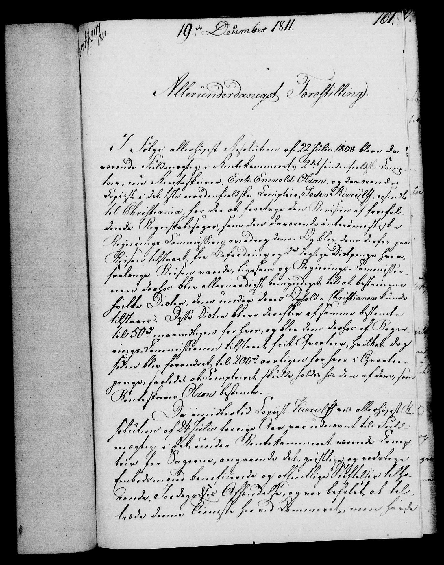 RA, Rentekammeret, Kammerkanselliet, G/Gf/Gfa/L0093: Norsk relasjons- og resolusjonsprotokoll (merket RK 52.93), 1811, s. 636