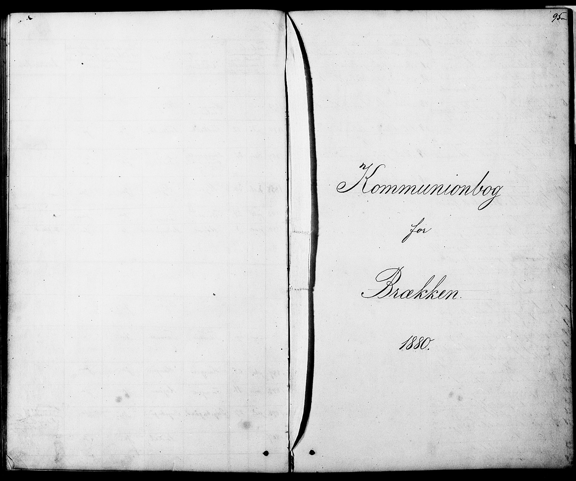 SAT, Ministerialprotokoller, klokkerbøker og fødselsregistre - Sør-Trøndelag, 683/L0949: Klokkerbok nr. 683C01, 1880-1896, s. 95
