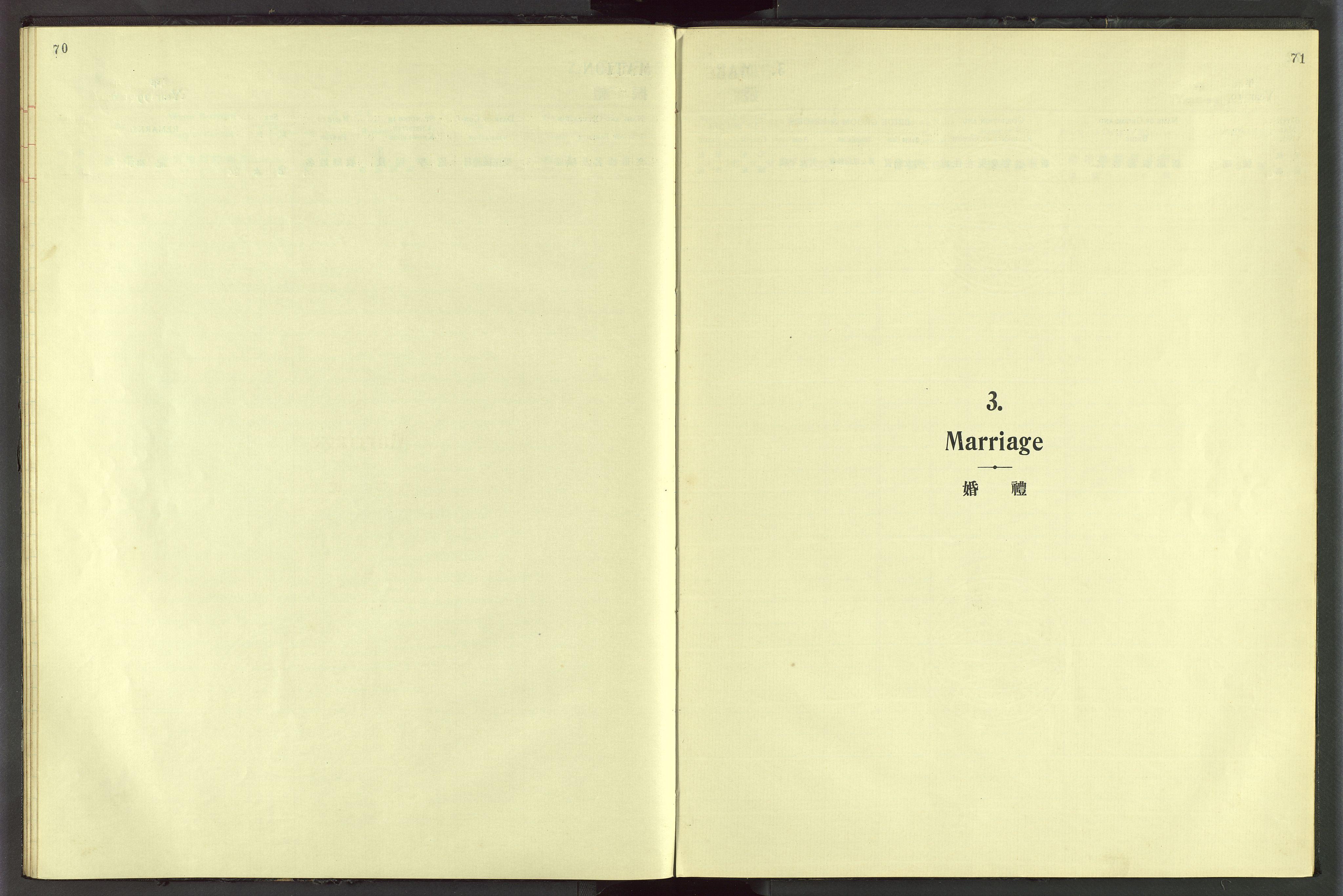 VID, Det Norske Misjonsselskap - utland - Kina (Hunan), Dm/L0051: Ministerialbok nr. 89, 1911-1941, s. 70-71