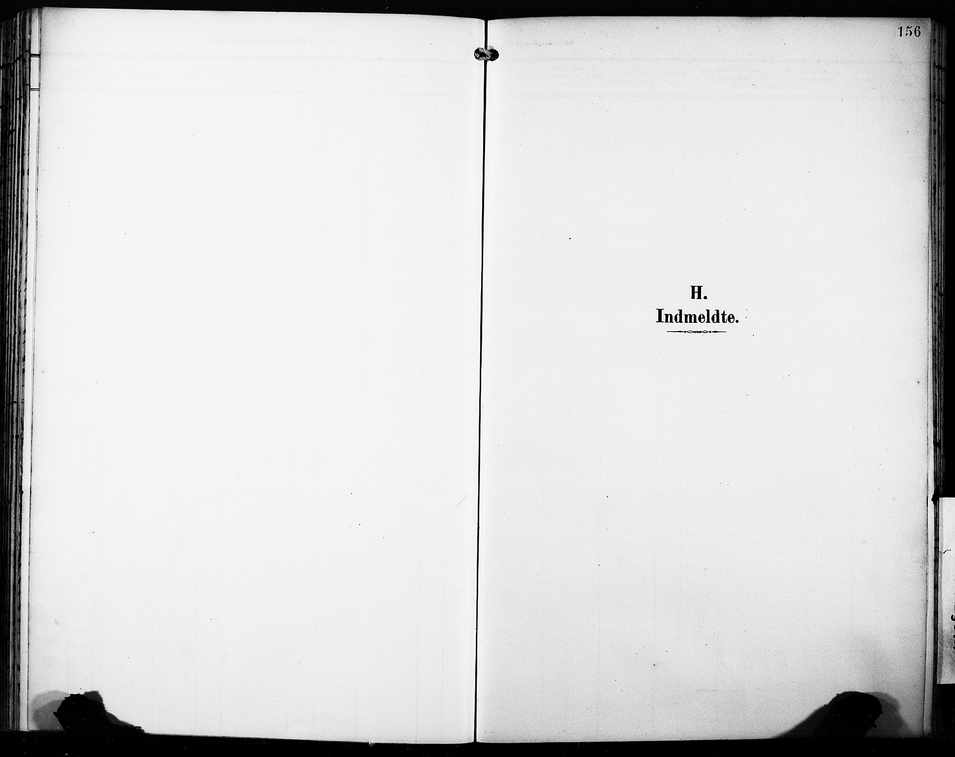 SAB, Fana Sokneprestembete, H/Haa/Haab/L0003: Ministerialbok nr. B 3, 1898-1907, s. 156