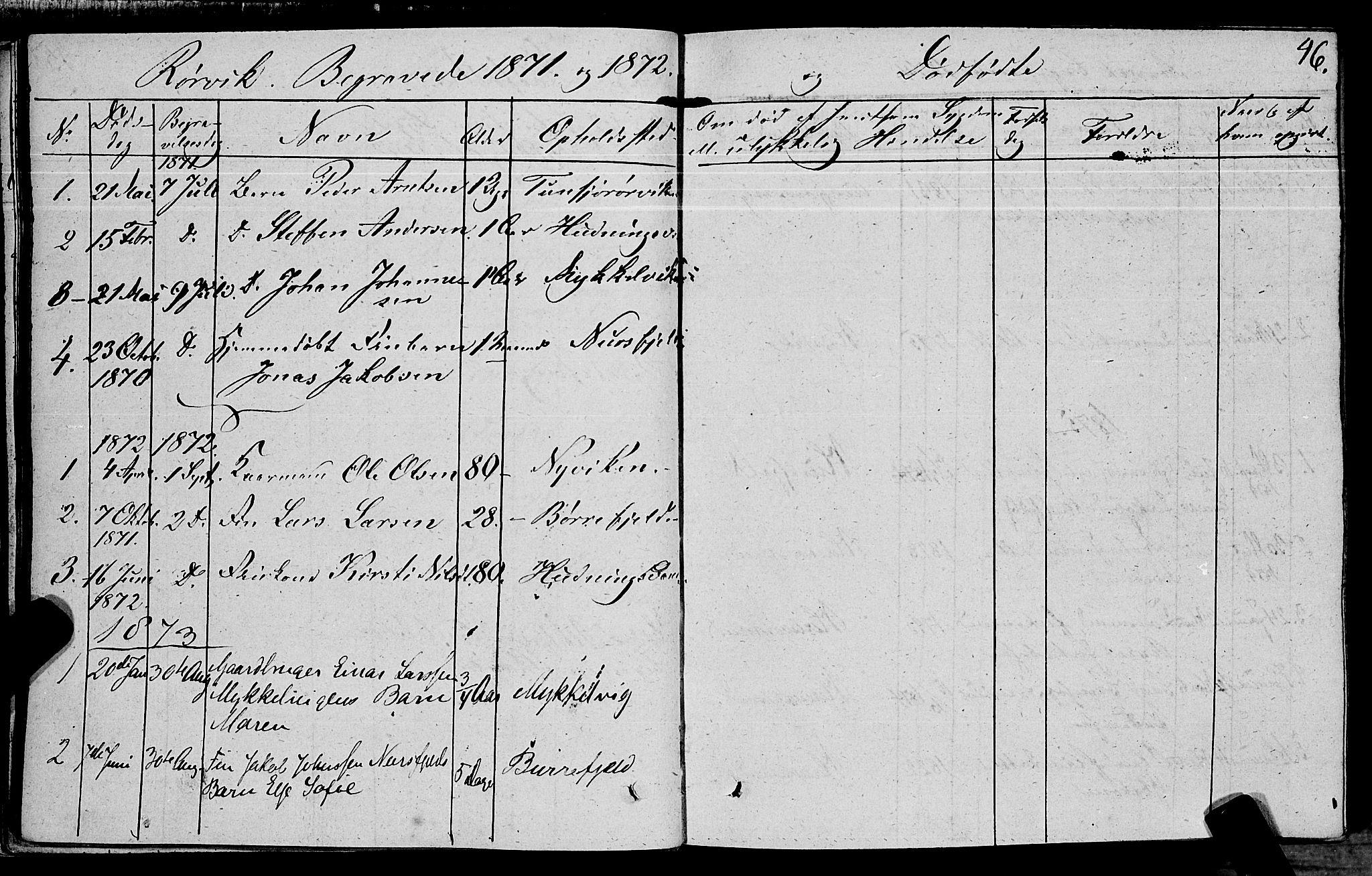 SAT, Ministerialprotokoller, klokkerbøker og fødselsregistre - Nord-Trøndelag, 762/L0538: Ministerialbok nr. 762A02 /1, 1833-1879, s. 46
