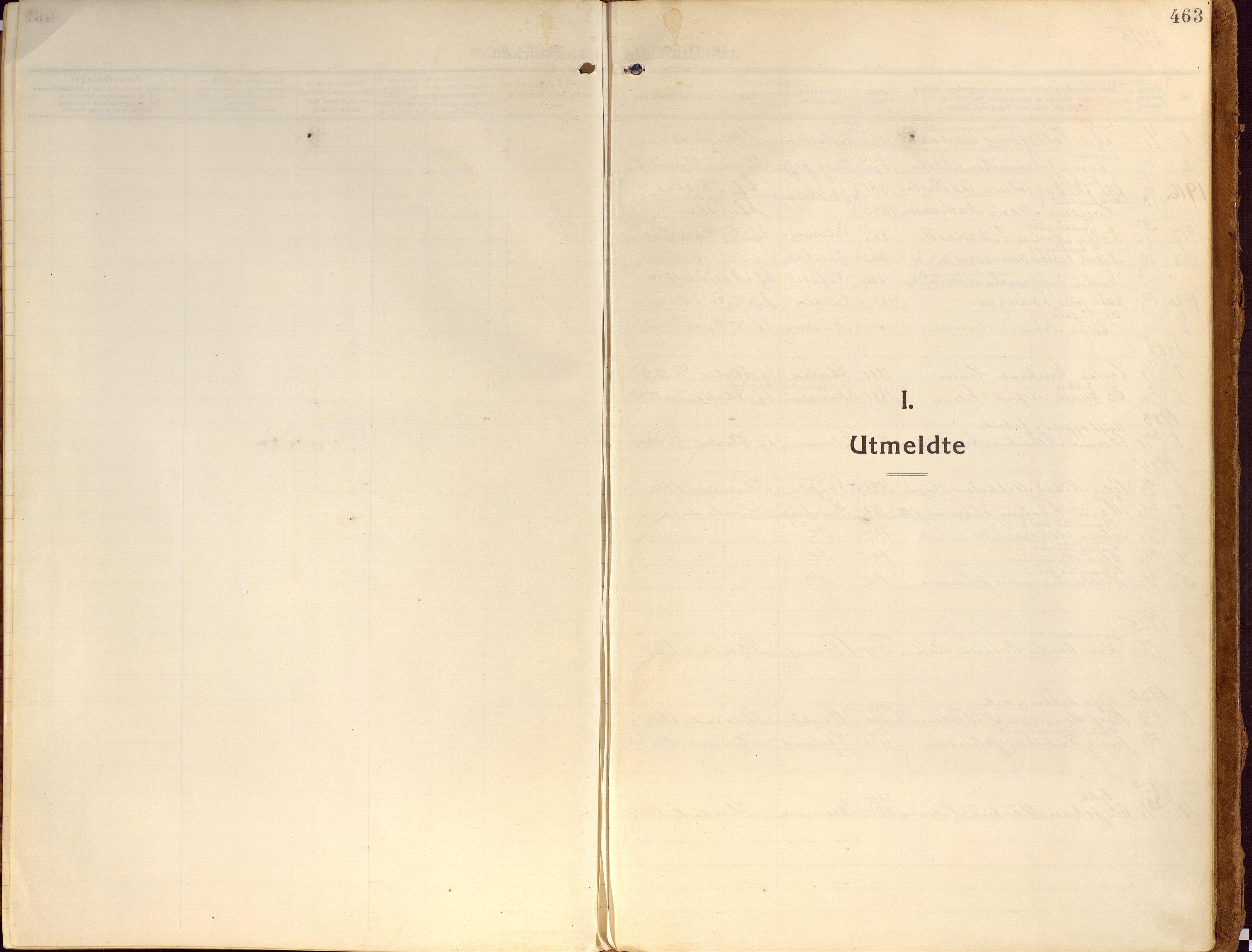 SATØ, Ibestad sokneprestembete, Ministerialbok nr. 18, 1915-1929, s. 463