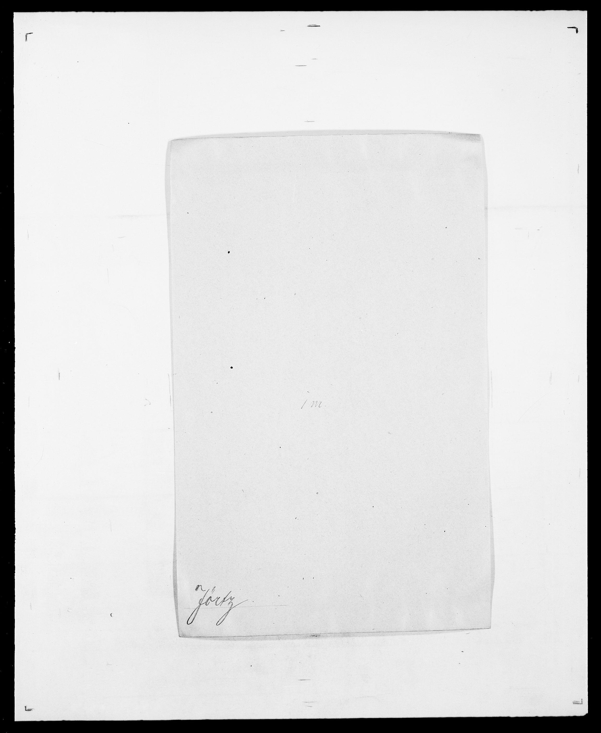 SAO, Delgobe, Charles Antoine - samling, D/Da/L0020: Irgens - Kjøsterud, s. 352