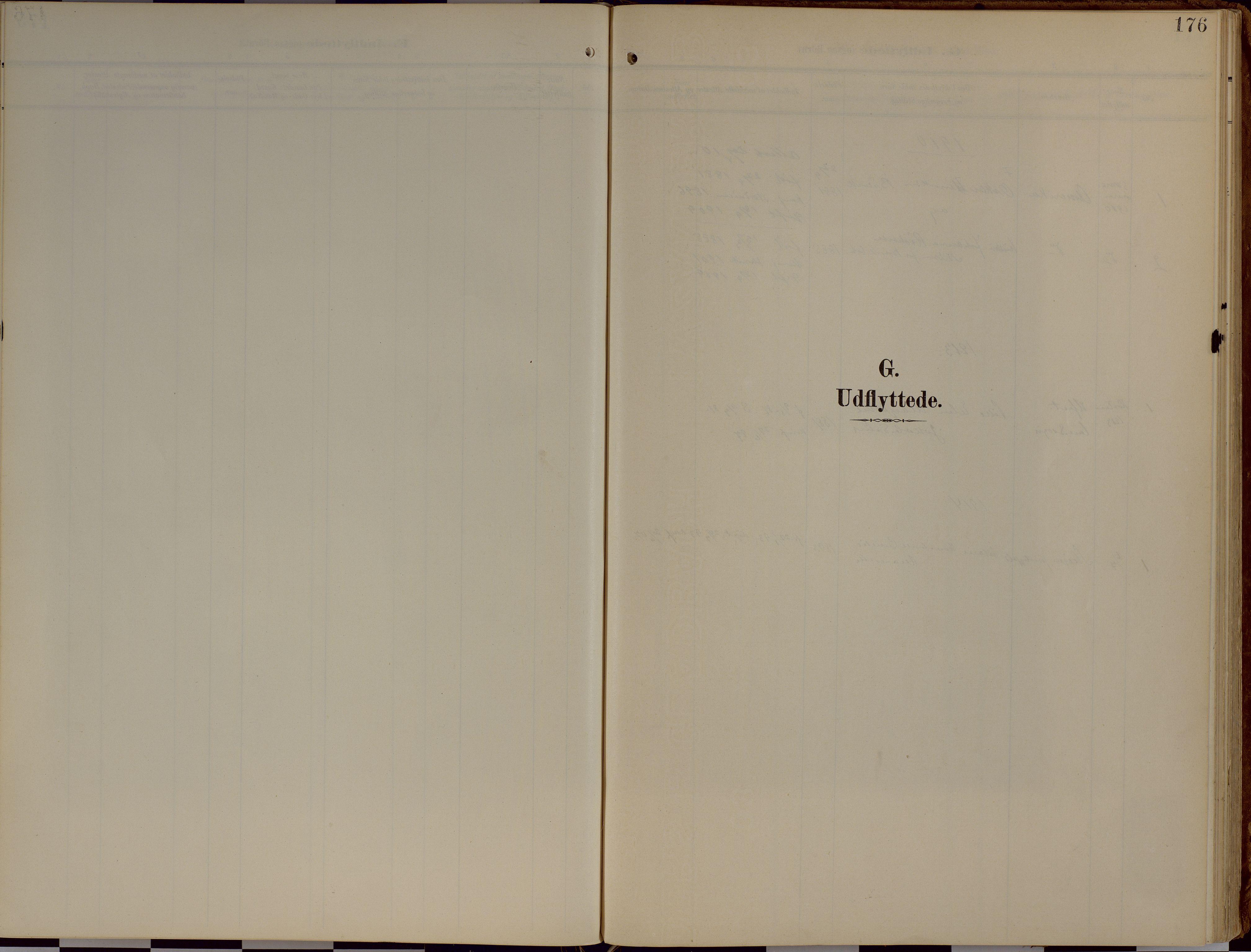 SATØ, Loppa sokneprestkontor, H/Ha/L0010kirke: Ministerialbok nr. 10, 1907-1922, s. 176