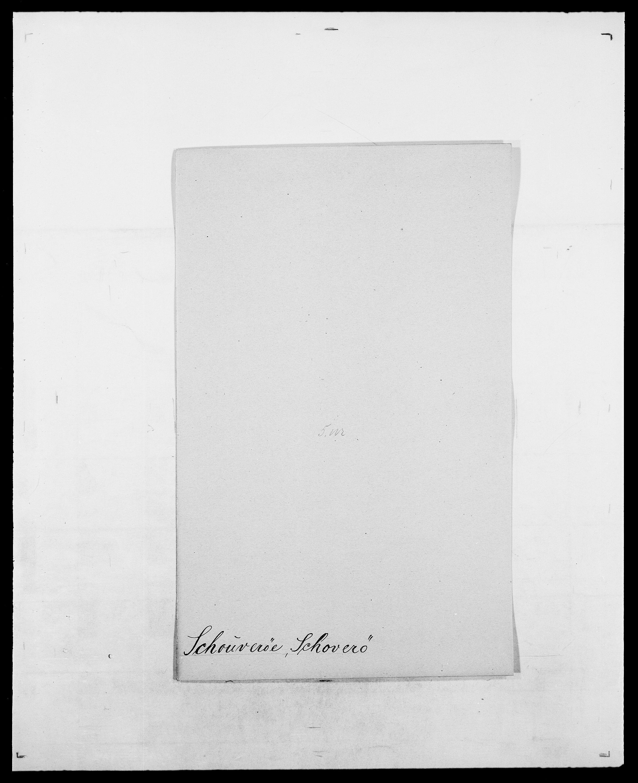 SAO, Delgobe, Charles Antoine - samling, D/Da/L0035: Schnabel - sjetman, s. 97