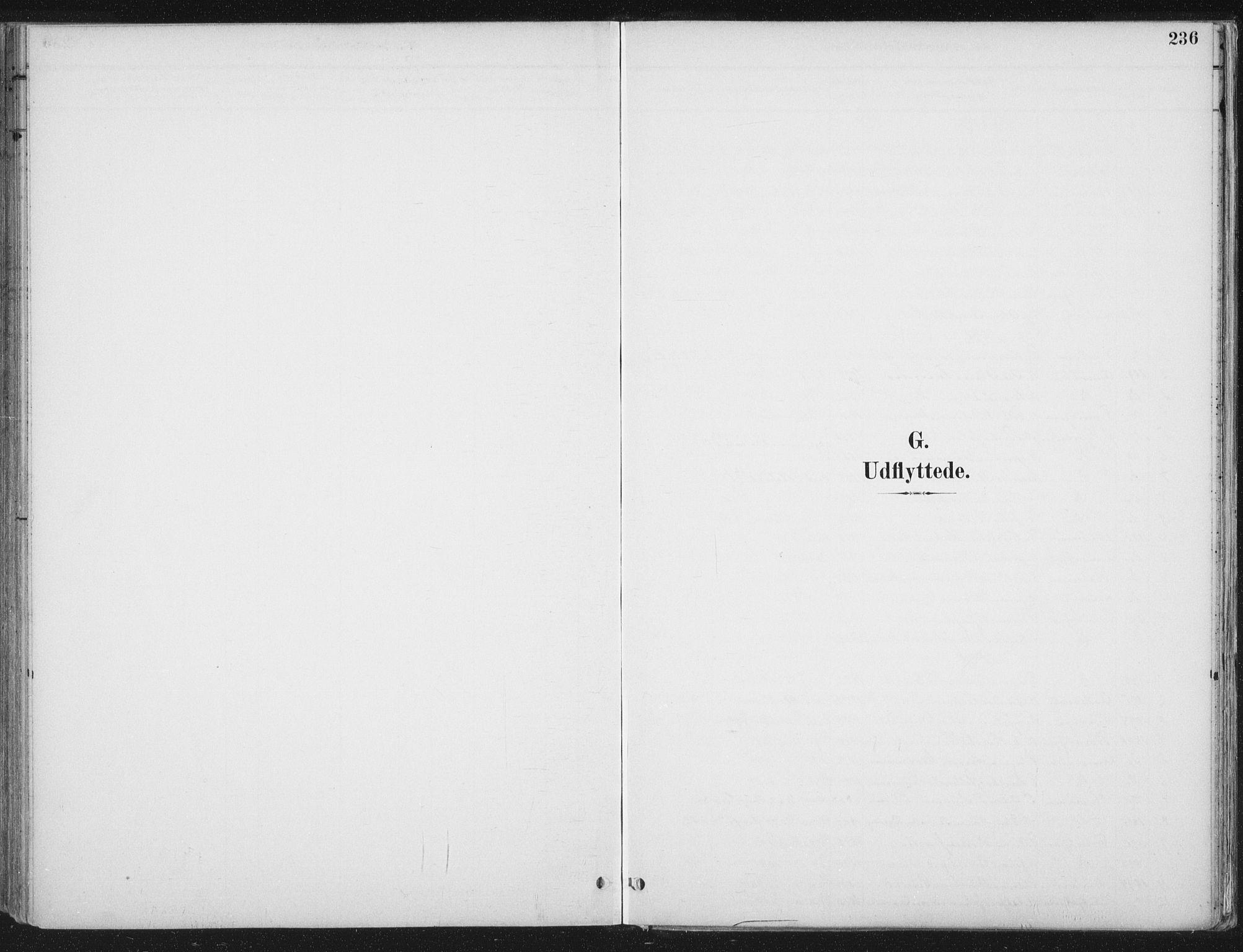 SAT, Ministerialprotokoller, klokkerbøker og fødselsregistre - Nord-Trøndelag, 709/L0082: Ministerialbok nr. 709A22, 1896-1916, s. 236