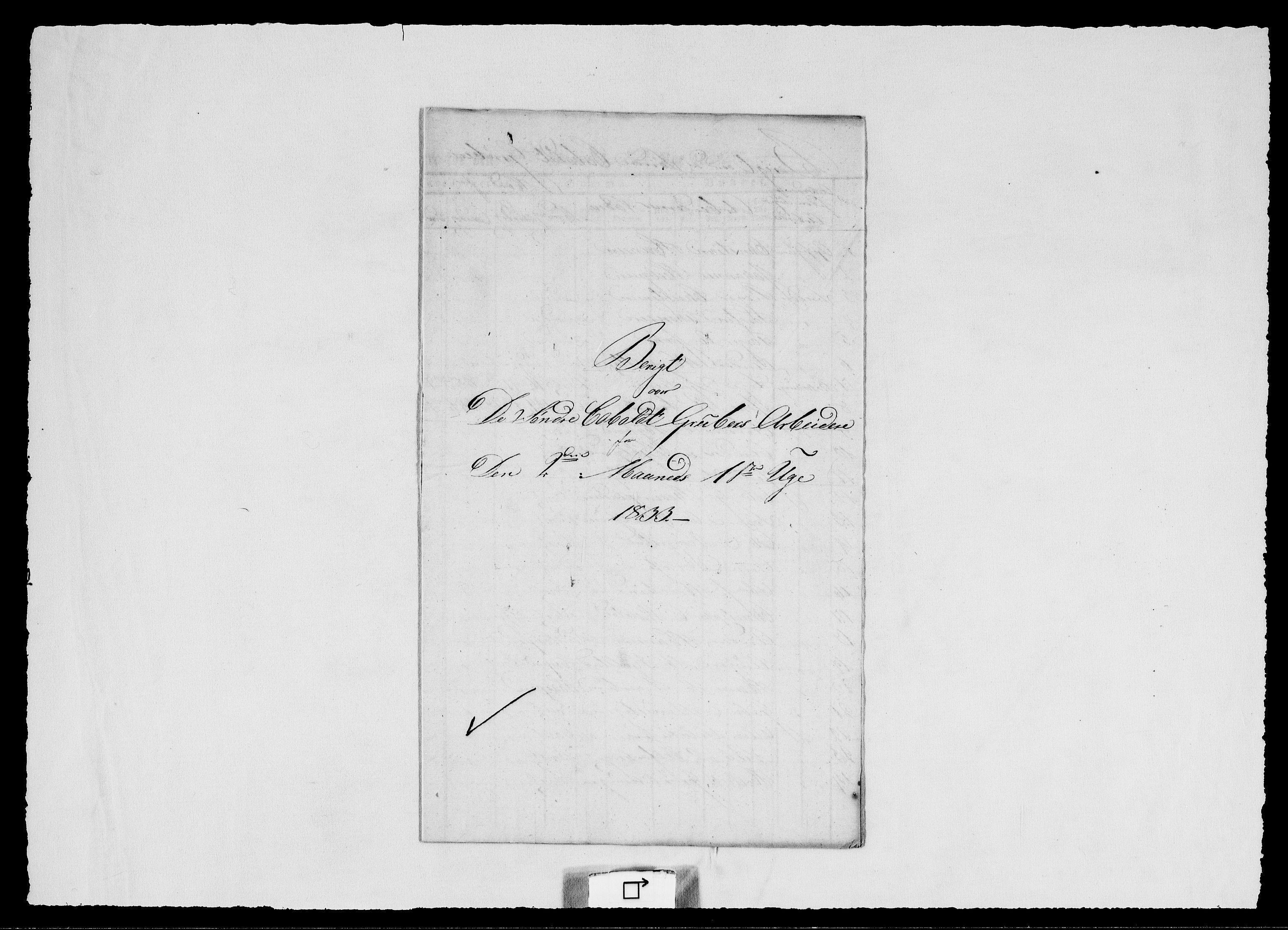 RA, Modums Blaafarveværk, G/Ge/L0341, 1833, s. 2