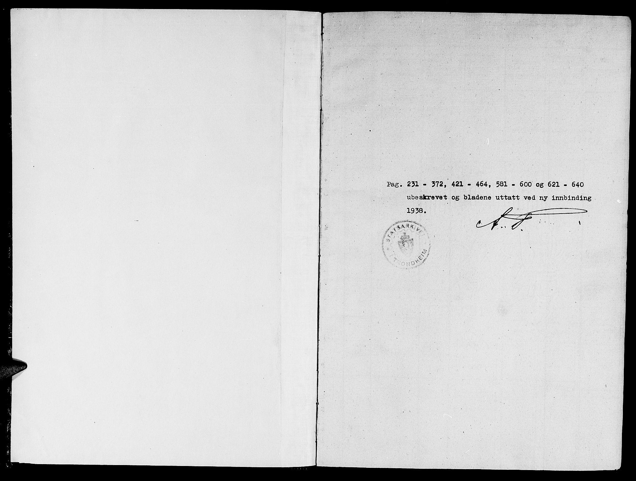 SAT, Ministerialprotokoller, klokkerbøker og fødselsregistre - Nord-Trøndelag, 733/L0322: Ministerialbok nr. 733A01, 1817-1842