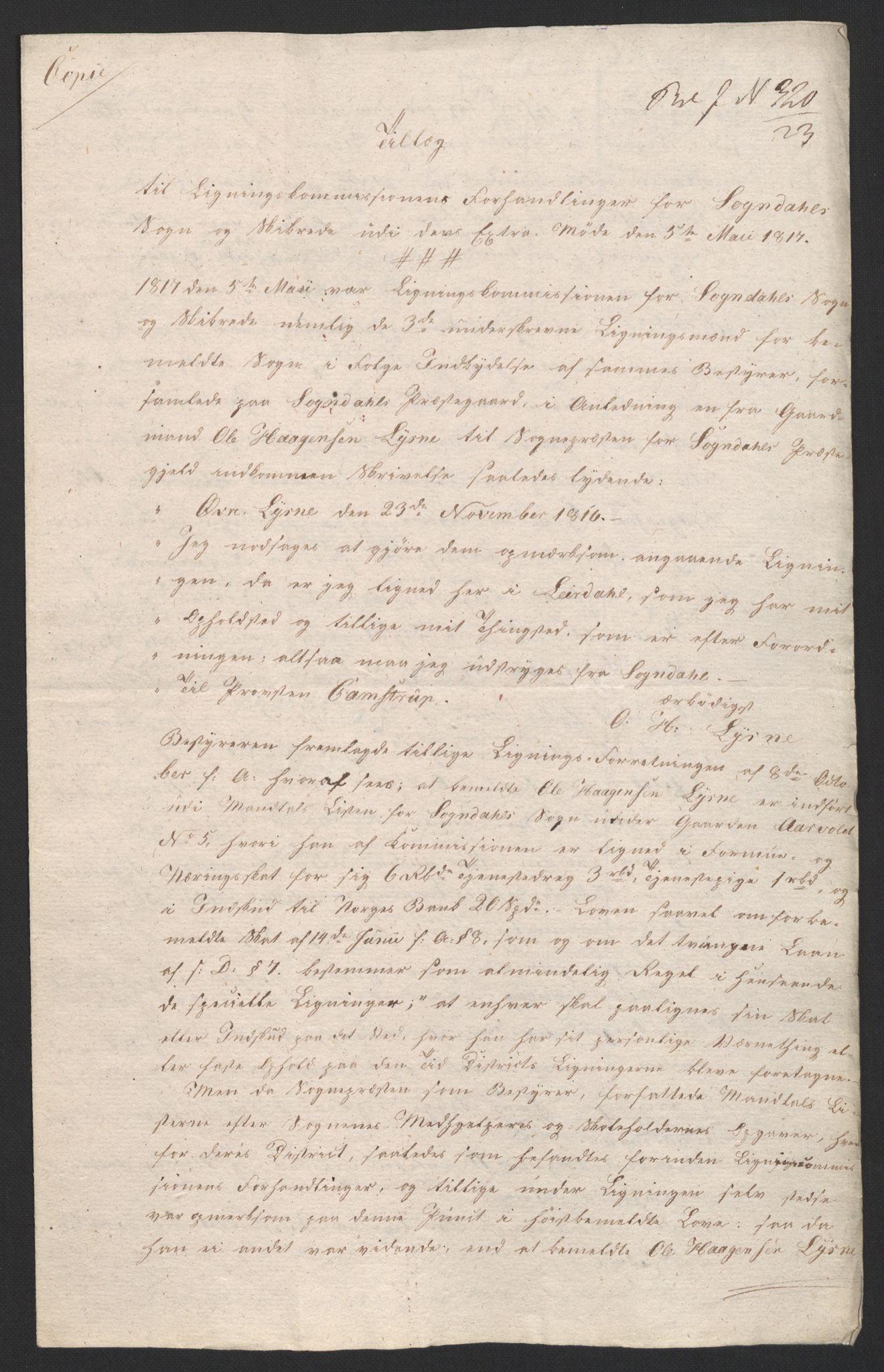 NOBA, Norges Bank/Sølvskatten 1816*, 1816-1822, s. 108