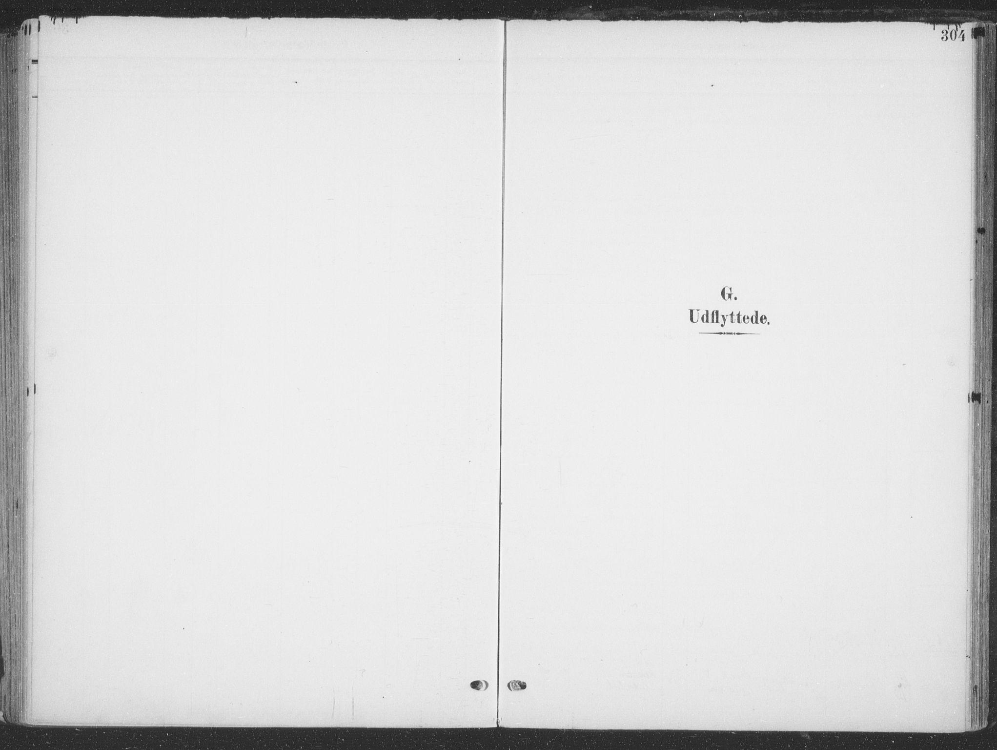SATØ, Tana sokneprestkontor, H/Ha/L0007kirke: Ministerialbok nr. 7, 1904-1918, s. 304