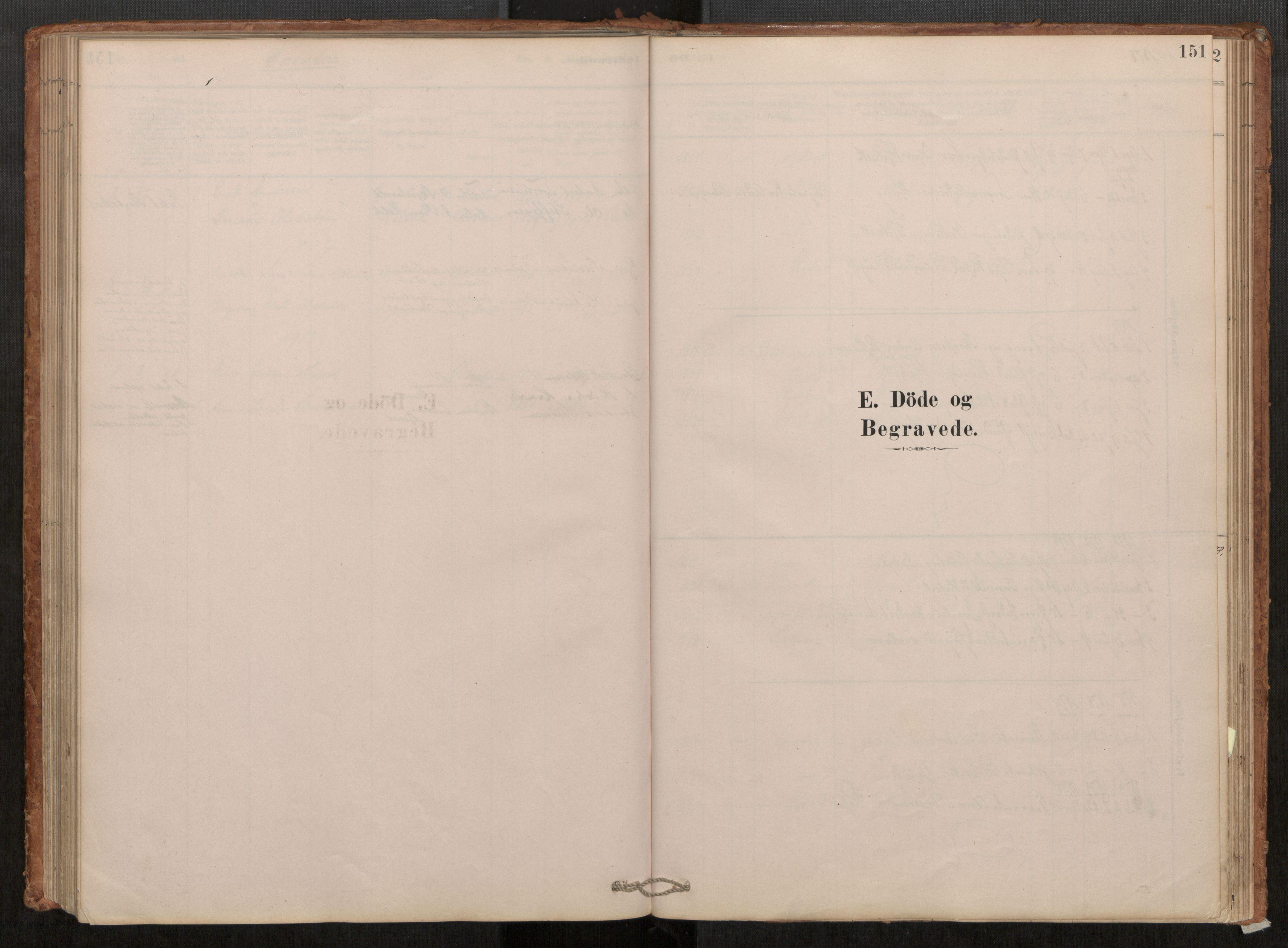 SAT, Grytten sokneprestkontor, Ministerialbok nr. 550A01, 1878-1915, s. 151