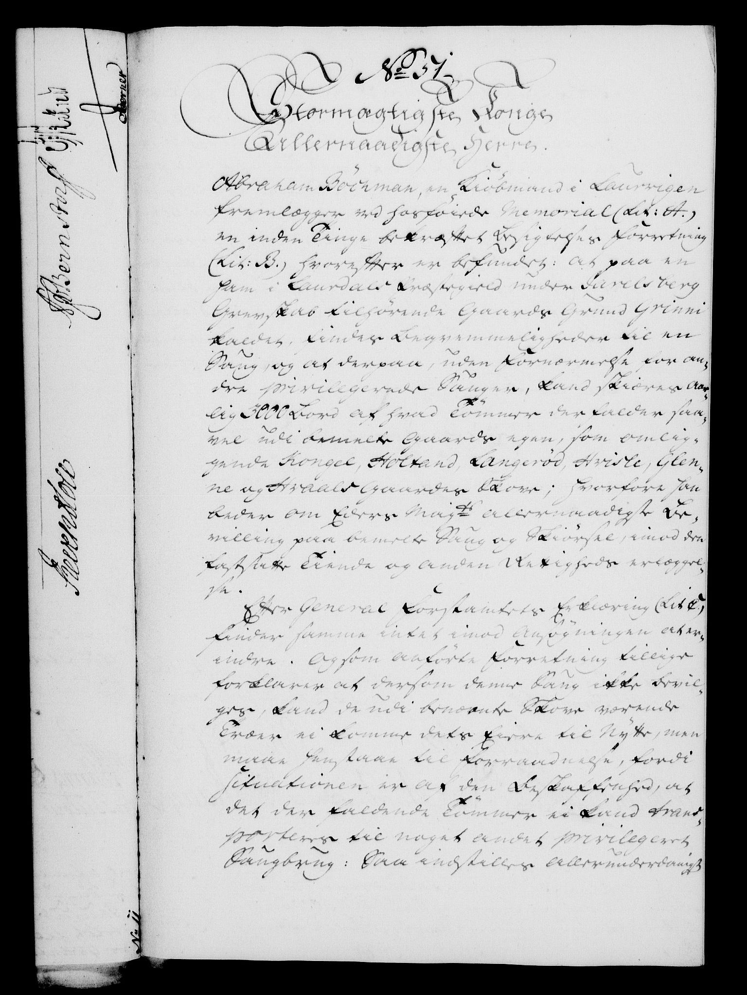 RA, Rentekammeret, Kammerkanselliet, G/Gf/Gfa/L0047: Norsk relasjons- og resolusjonsprotokoll (merket RK 52.47), 1765, s. 238