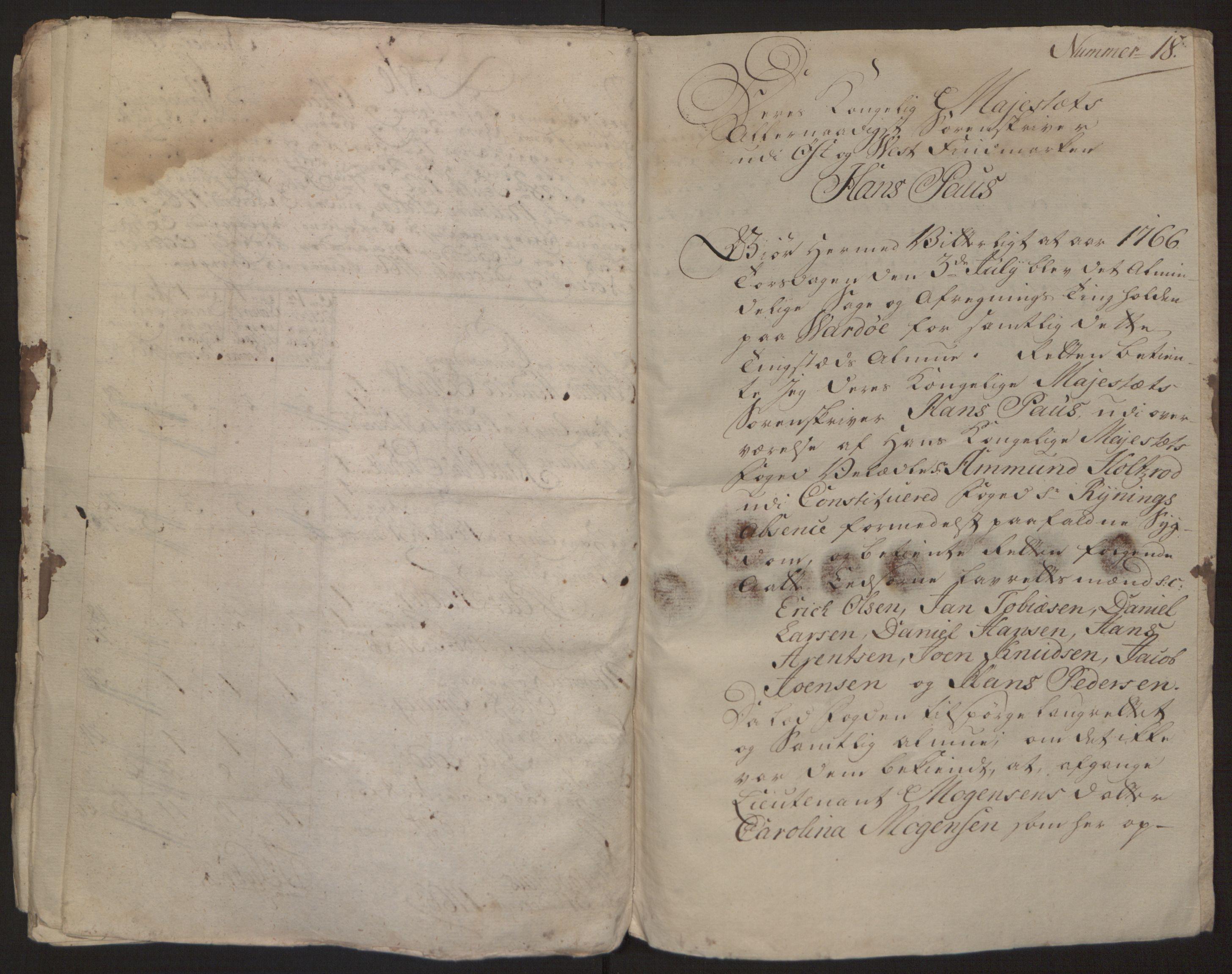 RA, Rentekammeret inntil 1814, Reviderte regnskaper, Fogderegnskap, R69/L4910: Ekstraskatten  Finnmark/Vardøhus, 1762-1772, s. 204