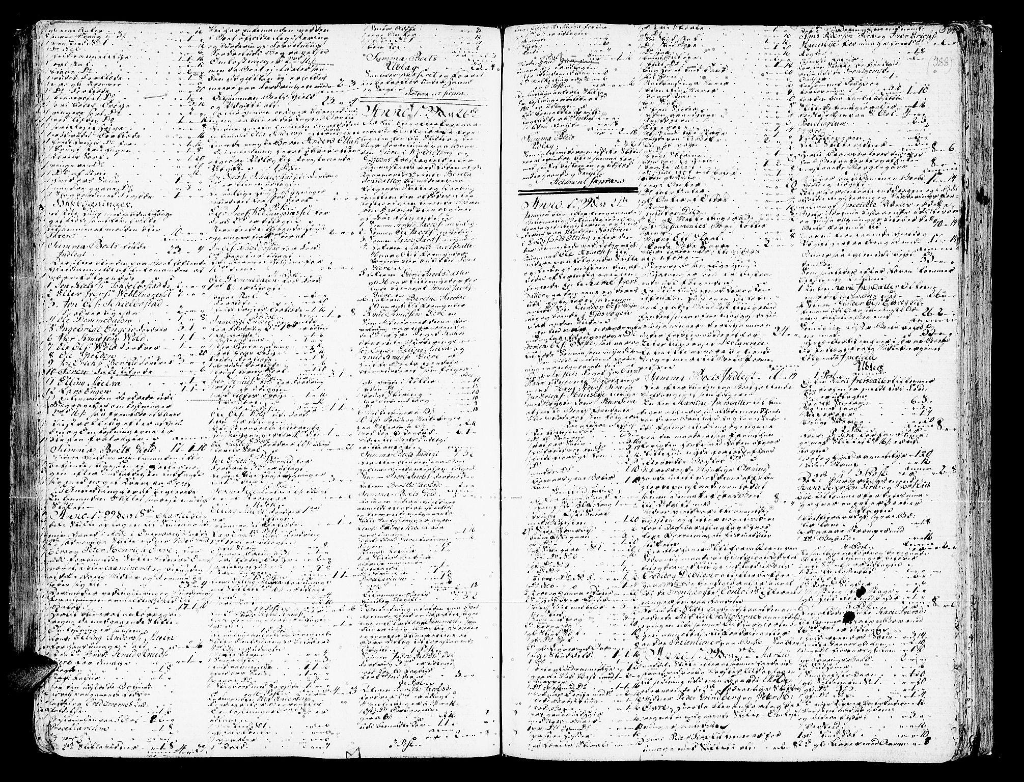 SAT, Romsdal sorenskriveri, 3/3A/L0012: Skifteprotokoll, 1789-1802, s. 387b-388a