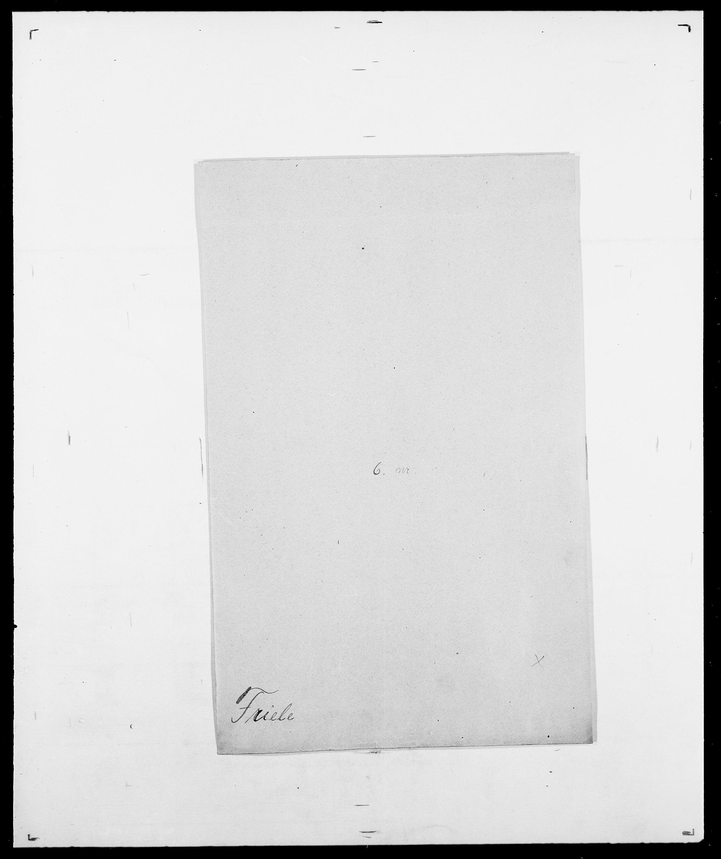 SAO, Delgobe, Charles Antoine - samling, D/Da/L0012: Flor, Floer, Flohr - Fritzner, s. 913