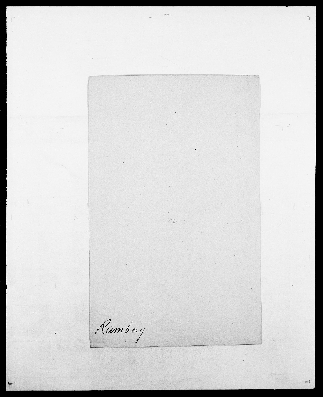 SAO, Delgobe, Charles Antoine - samling, D/Da/L0032: Rabakovsky - Rivertz, s. 58