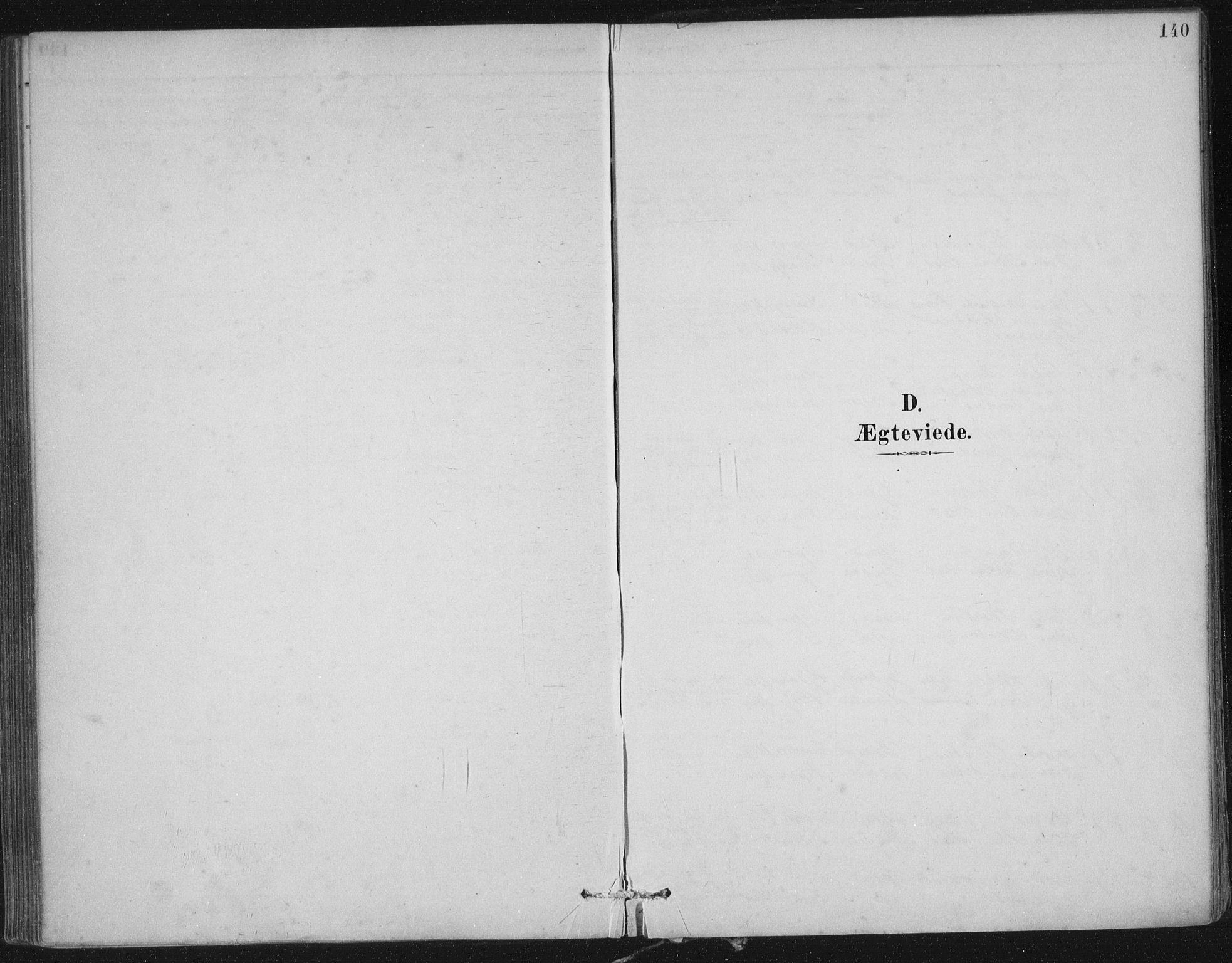 SAST, Nedstrand sokneprestkontor, IV: Ministerialbok nr. A 12, 1887-1915, s. 140