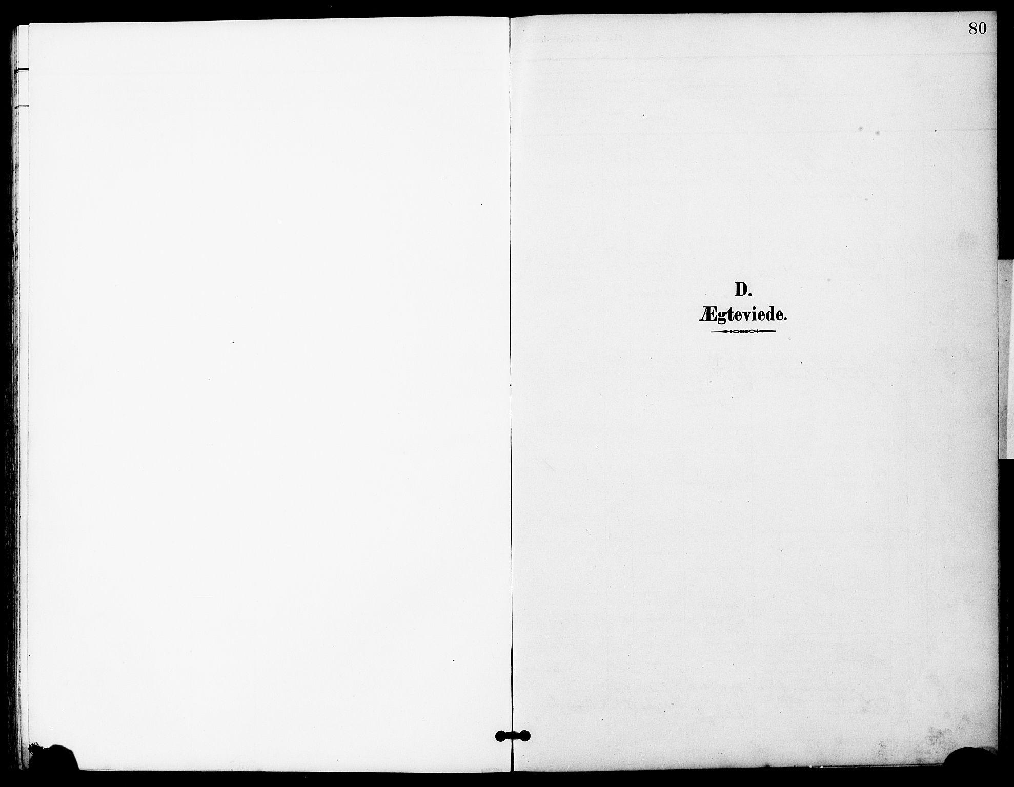 SAT, Ministerialprotokoller, klokkerbøker og fødselsregistre - Sør-Trøndelag, 683/L0950: Klokkerbok nr. 683C02, 1897-1918, s. 80
