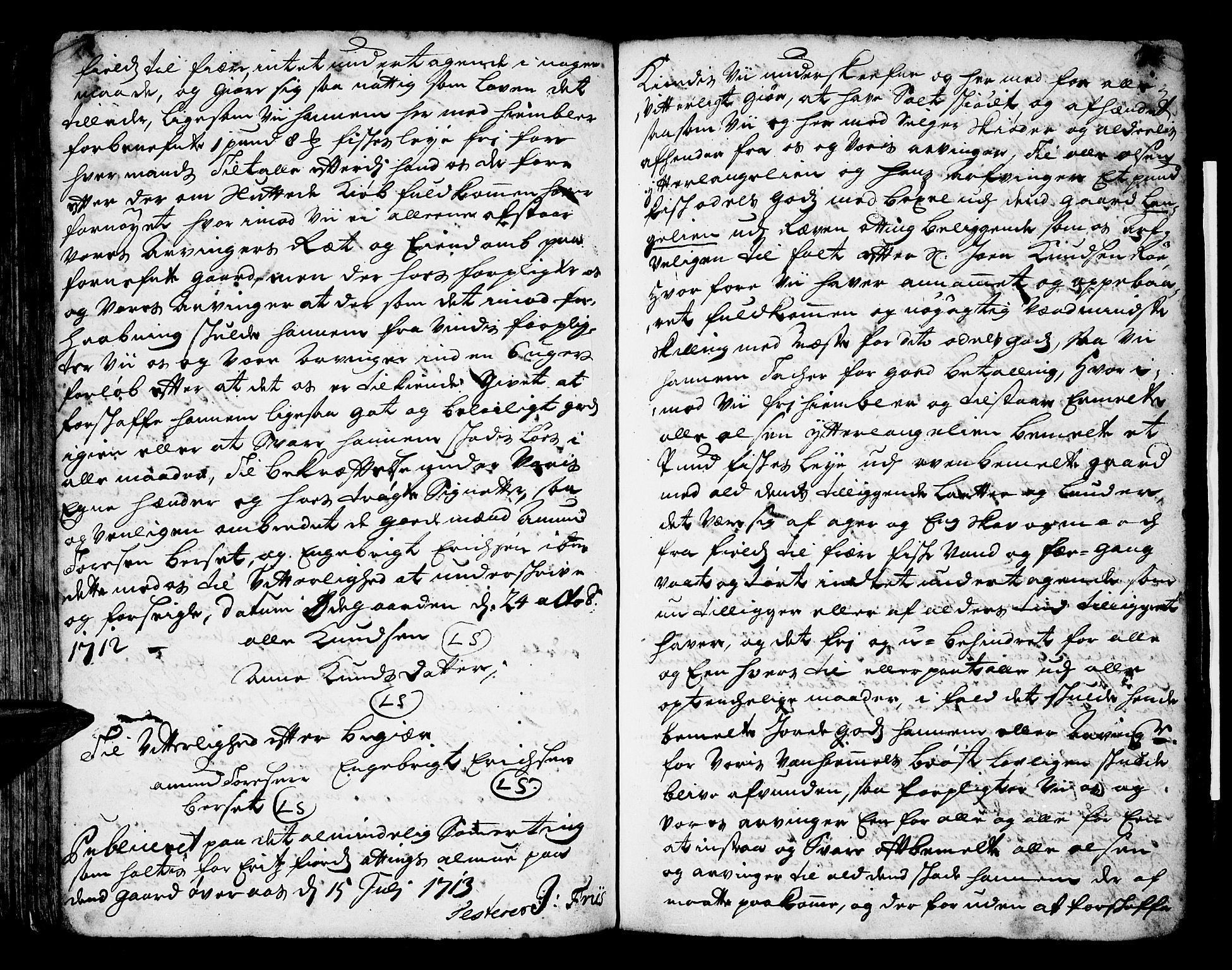 SAT, Romsdal sorenskriveri, 2/2C/L0001: Pantebok nr. 1, 1706-1724, s. 78