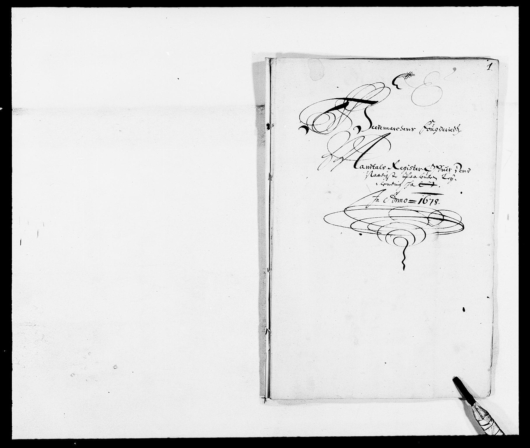 RA, Rentekammeret inntil 1814, Reviderte regnskaper, Fogderegnskap, R16/L1017: Fogderegnskap Hedmark, 1678-1679, s. 190