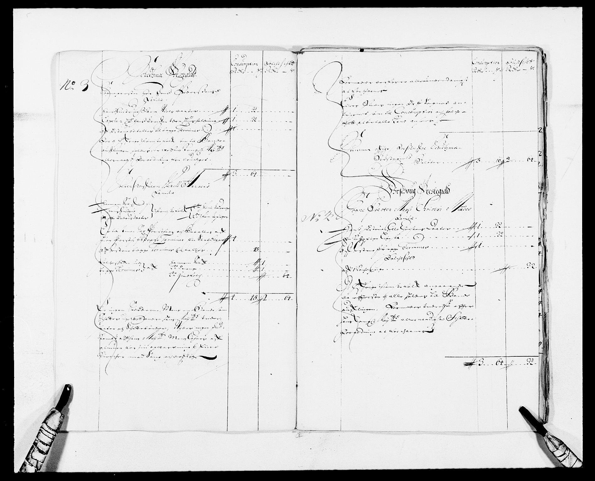 RA, Rentekammeret inntil 1814, Reviderte regnskaper, Fogderegnskap, R11/L0571: Fogderegnskap Nedre Romerike, 1683-1685, s. 500