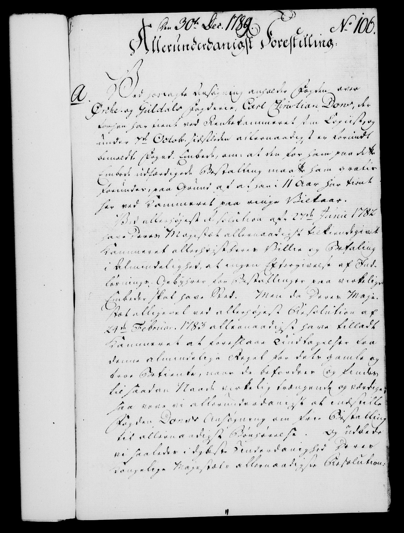 RA, Rentekammeret, Kammerkanselliet, G/Gf/Gfa/L0071: Norsk relasjons- og resolusjonsprotokoll (merket RK 52.71), 1789, s. 551