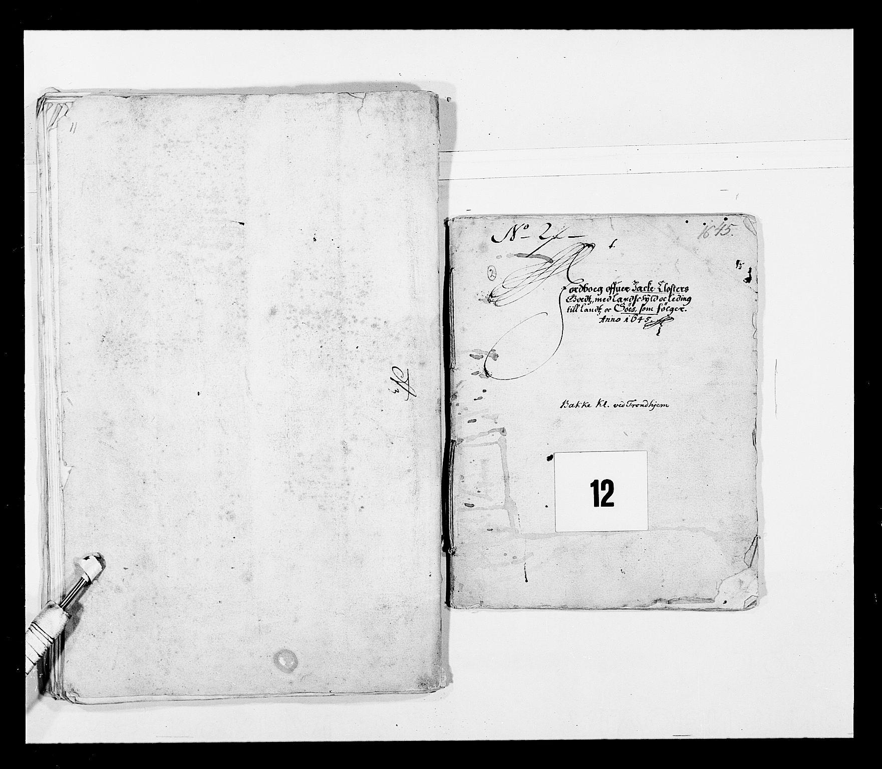 RA, Stattholderembetet 1572-1771, Ek/L0027: Jordebøker 1633-1658:, 1644-1645, s. 35