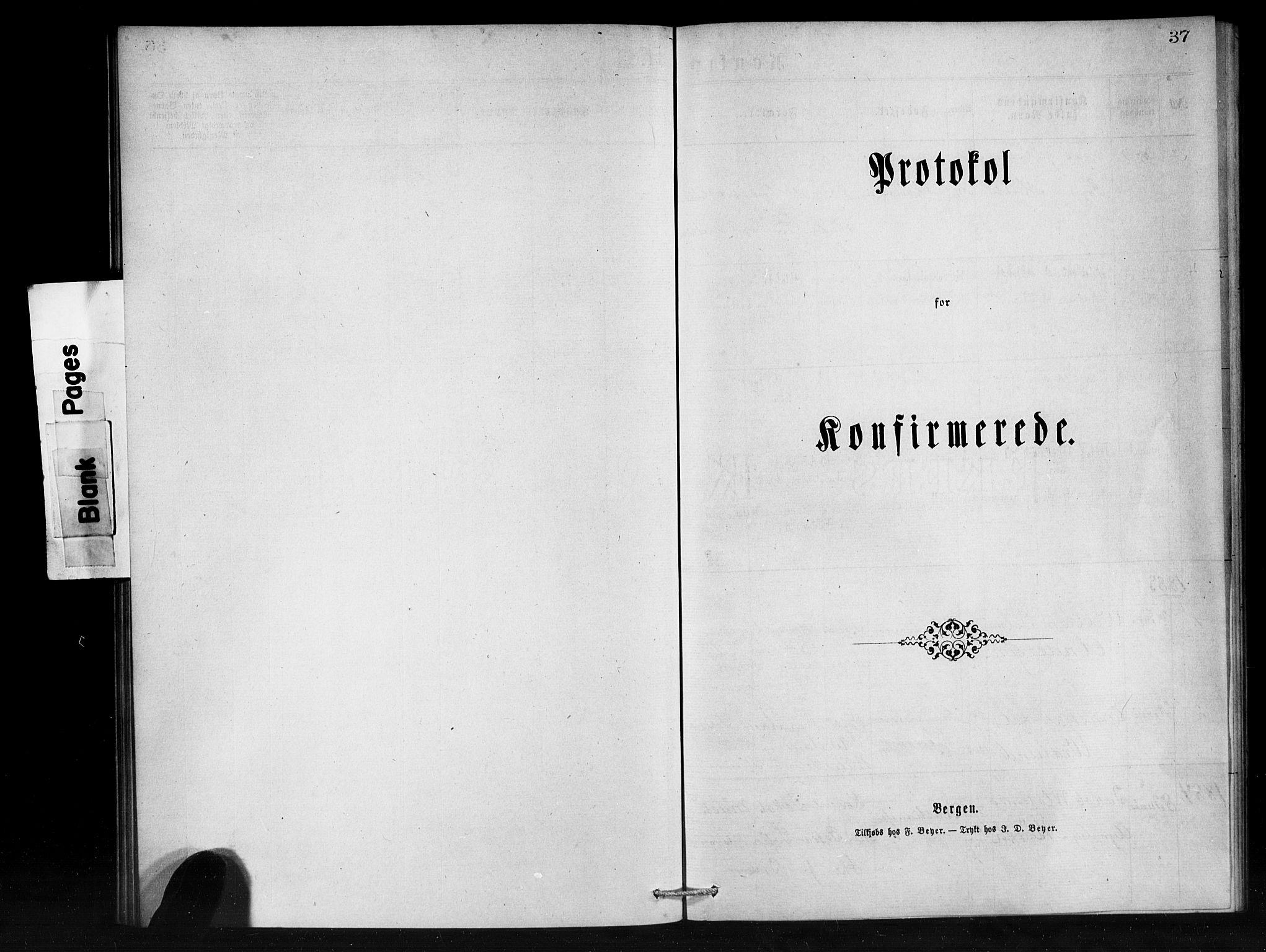 SAB, Den Norske Sjømannsmisjon i utlandet*, Ministerialbok nr. A 1, 1873-1889, s. 37