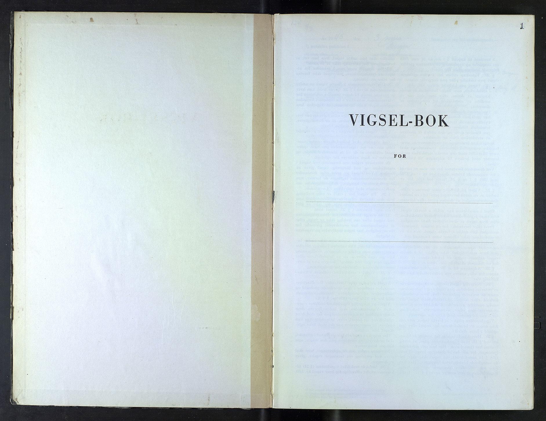 SAB, Bergen byfogd og byskriver*, 1945, s. 1