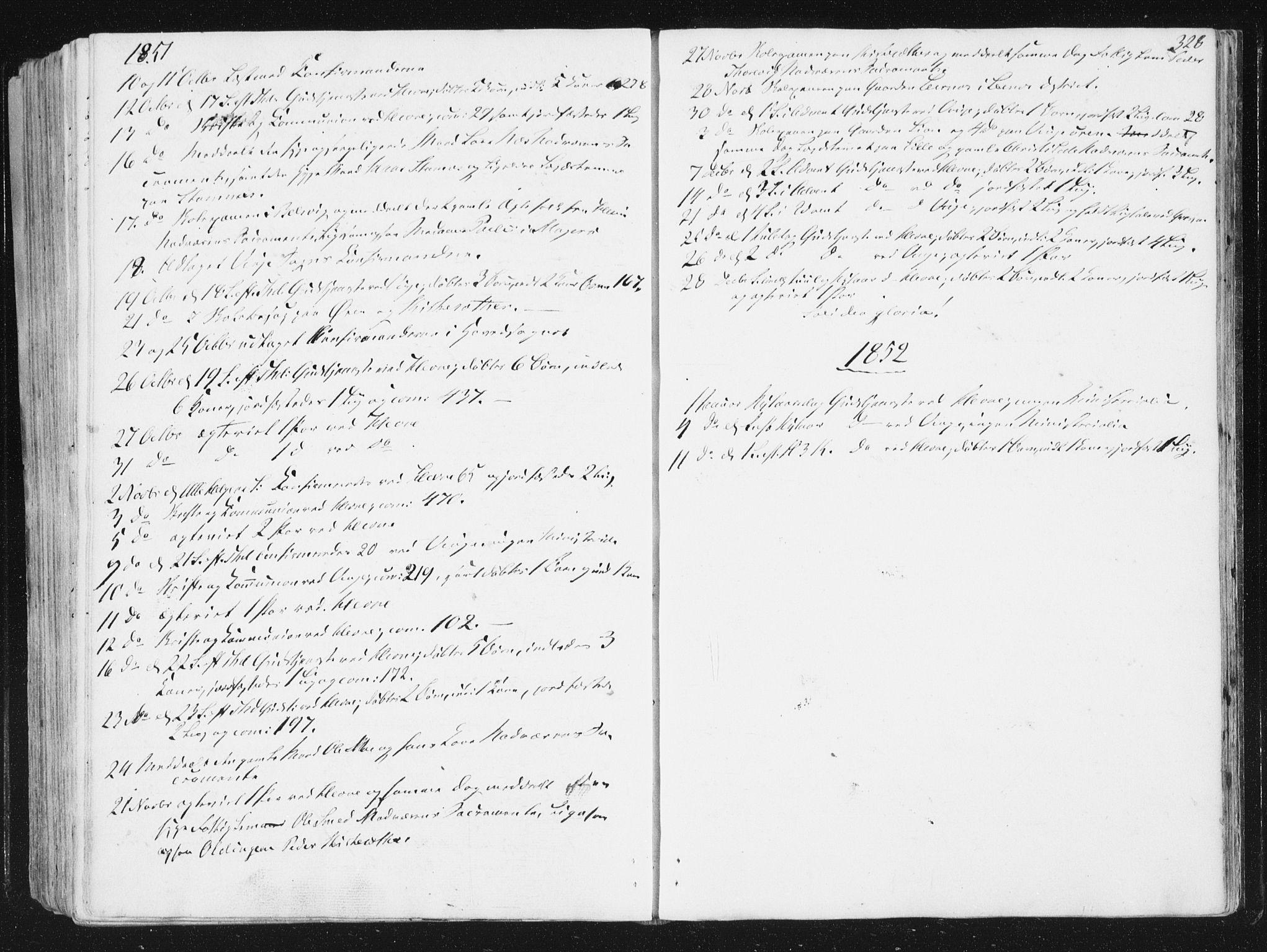 SAT, Ministerialprotokoller, klokkerbøker og fødselsregistre - Sør-Trøndelag, 630/L0493: Ministerialbok nr. 630A06, 1841-1851, s. 328