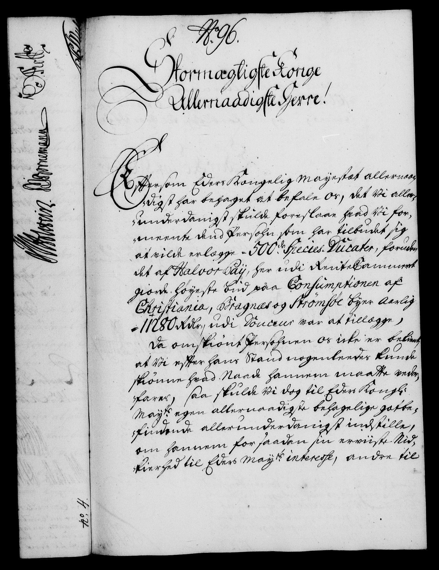 RA, Rentekammeret, Kammerkanselliet, G/Gf/Gfa/L0017: Norsk relasjons- og resolusjonsprotokoll (merket RK 52.17), 1734, s. 528