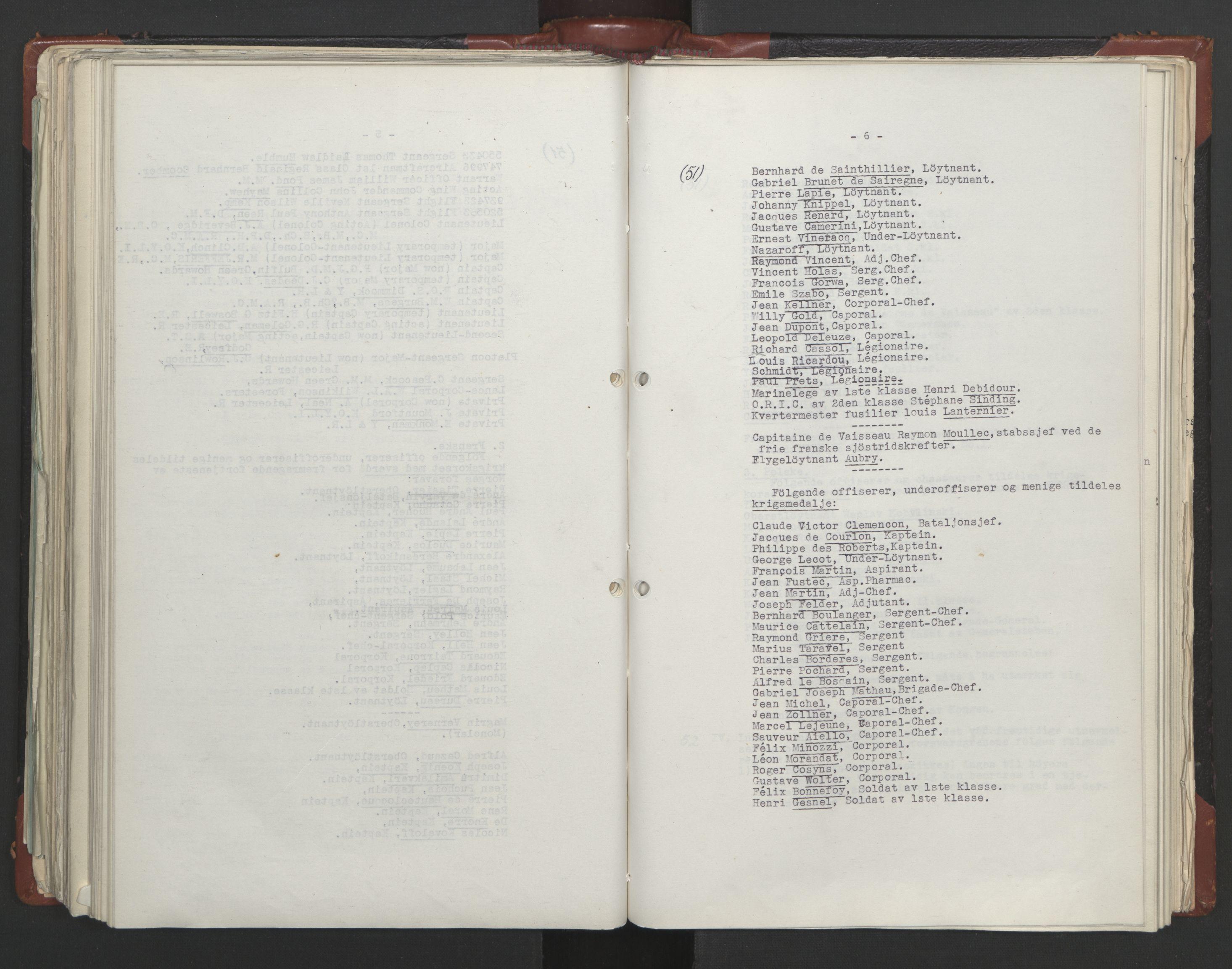 RA, Statsrådssekretariatet, A/Ac/L0122: Kgl. res. (9/4) 17/4 1940 -18/12 1942, 1940-1942, s. 276