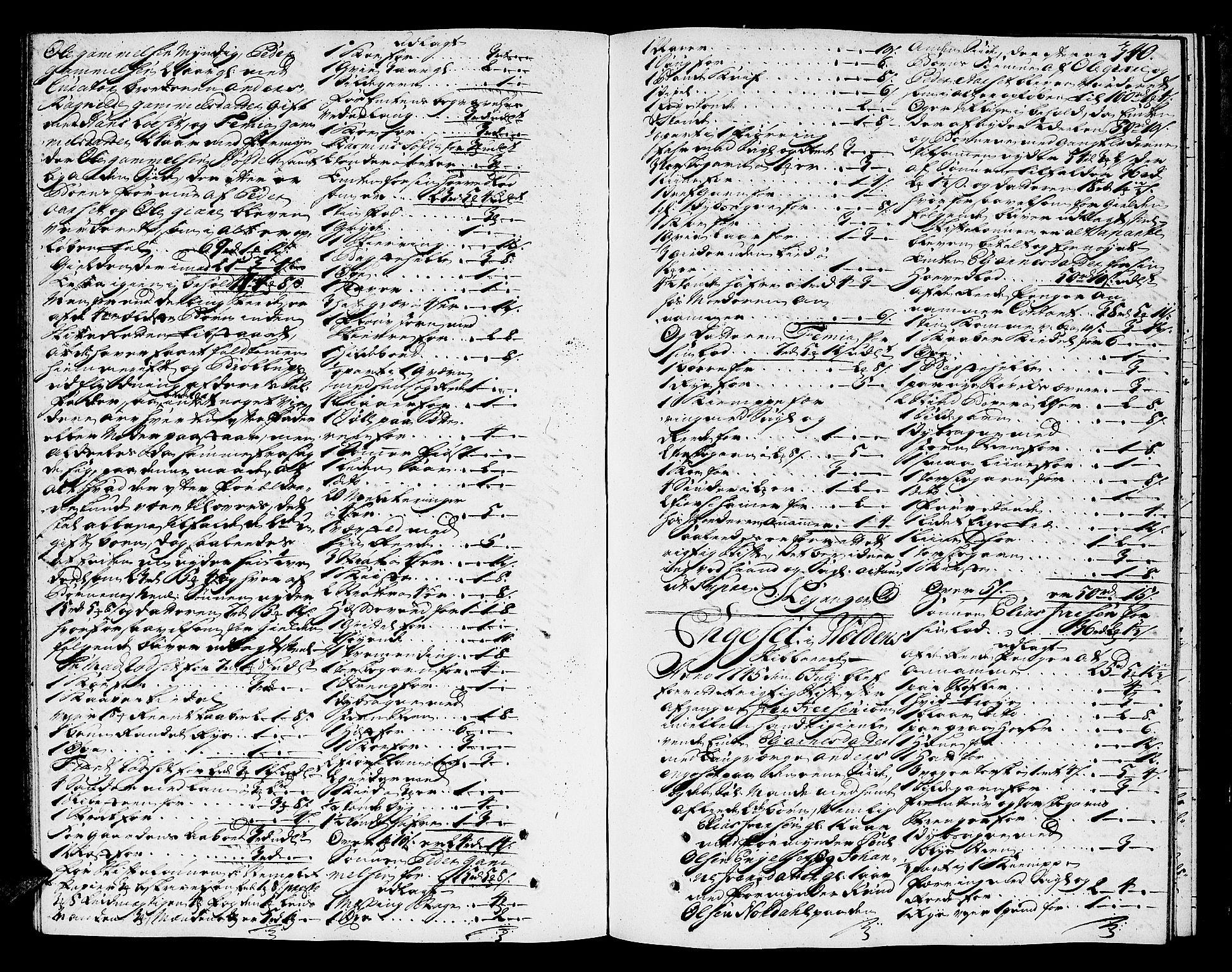 SAT, Sunnmøre sorenskriveri, 3/3A/L0015: Skifteprotokoll 12A, 1743-1746, s. 339b-340a
