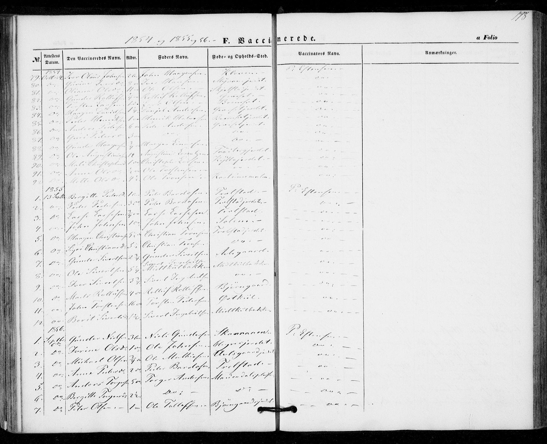 SAT, Ministerialprotokoller, klokkerbøker og fødselsregistre - Nord-Trøndelag, 703/L0028: Ministerialbok nr. 703A01, 1850-1862, s. 178