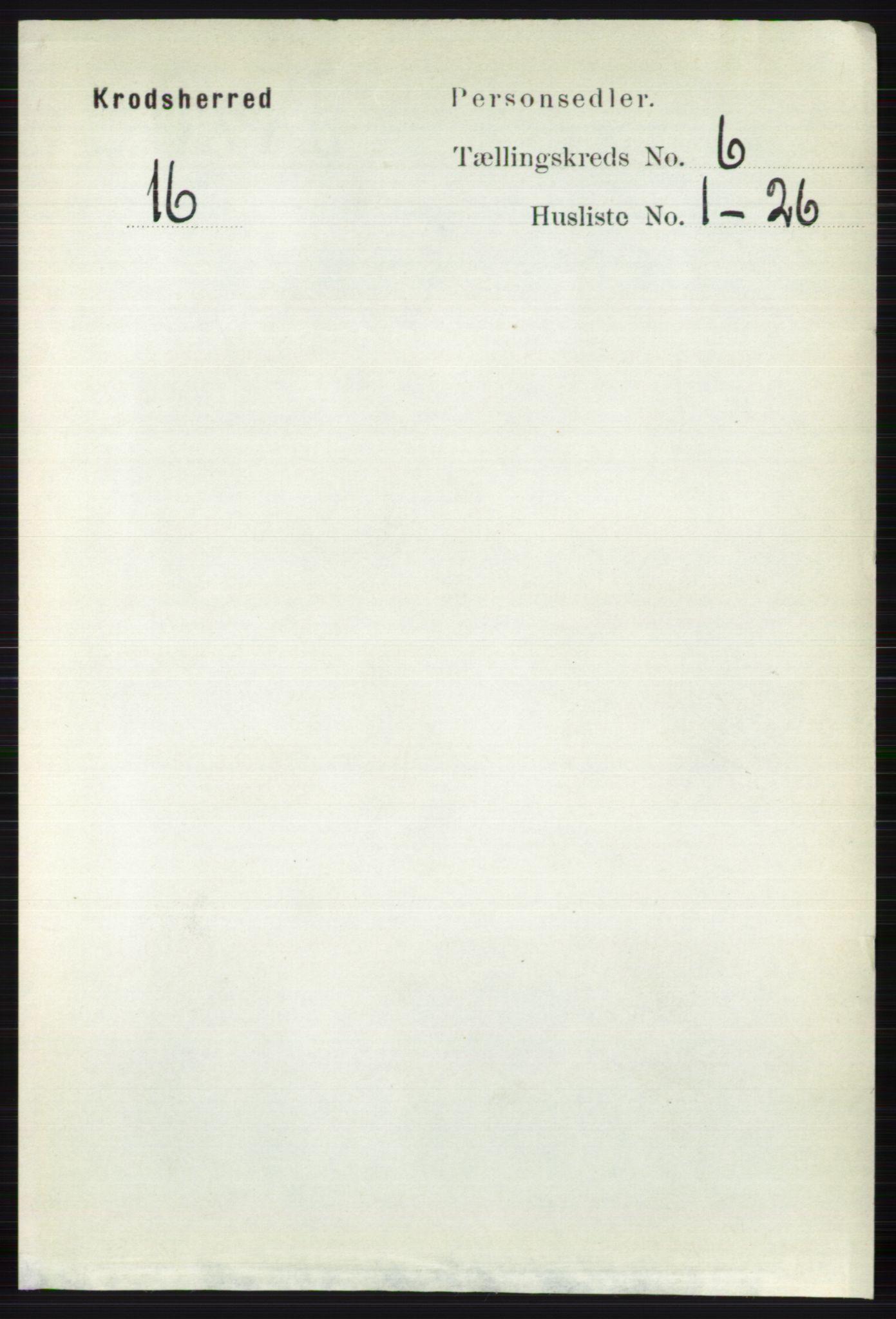 RA, Folketelling 1891 for 0621 Sigdal herred, 1891, s. 6632