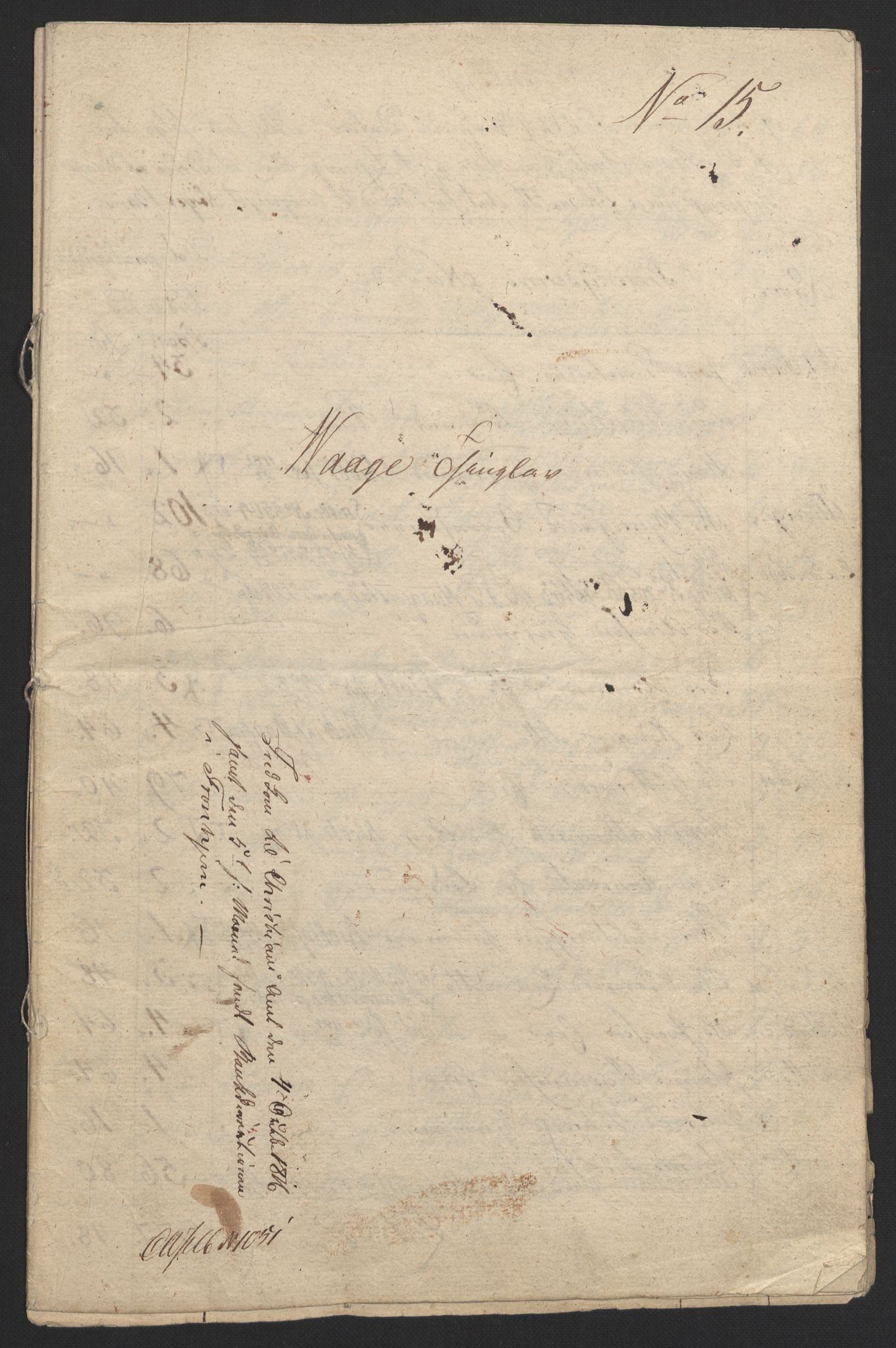 NOBA, Norges Bank/Sølvskatten 1816*, 1816-1818, s. 31