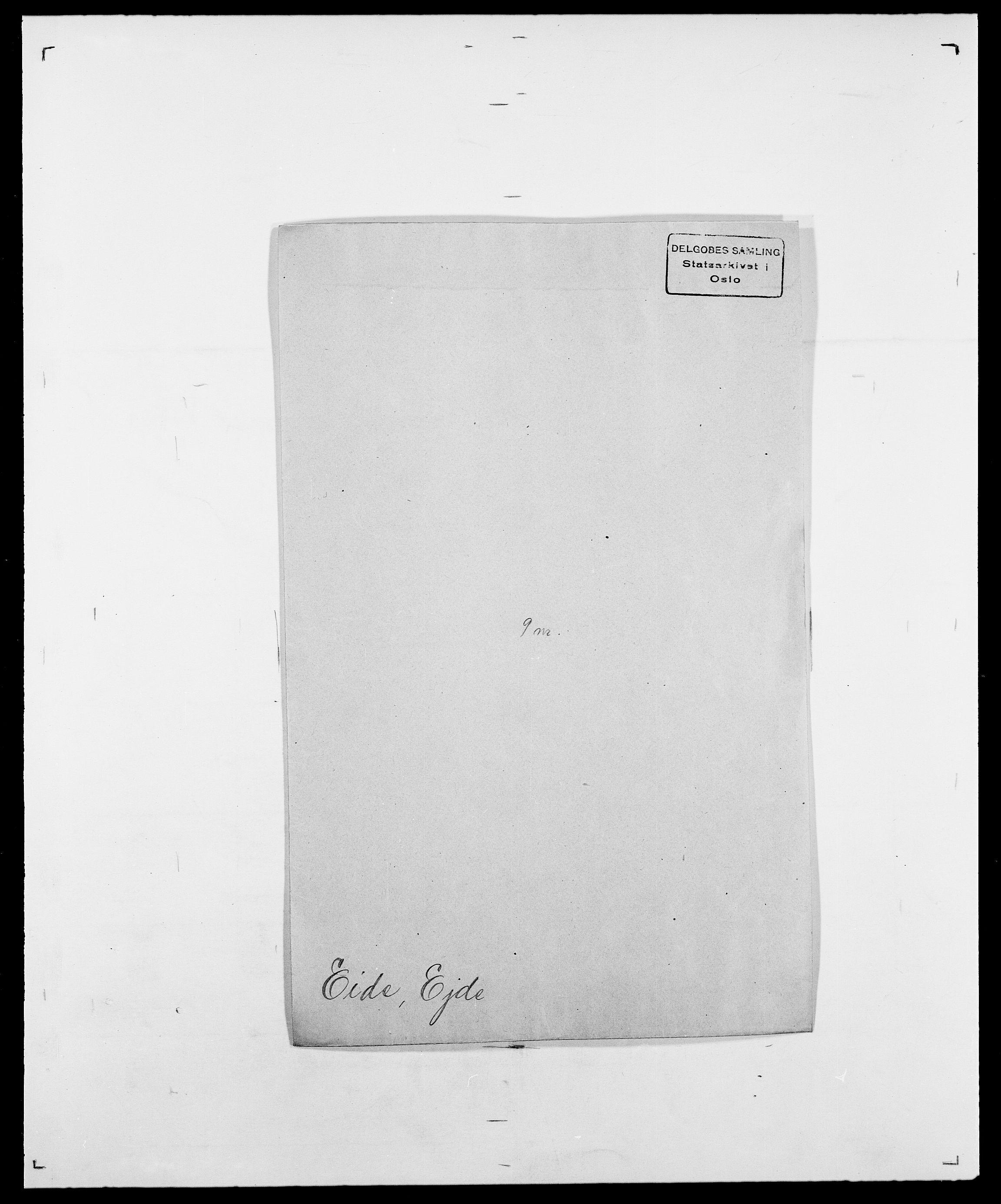SAO, Delgobe, Charles Antoine - samling, D/Da/L0010: Dürendahl - Fagelund, s. 270