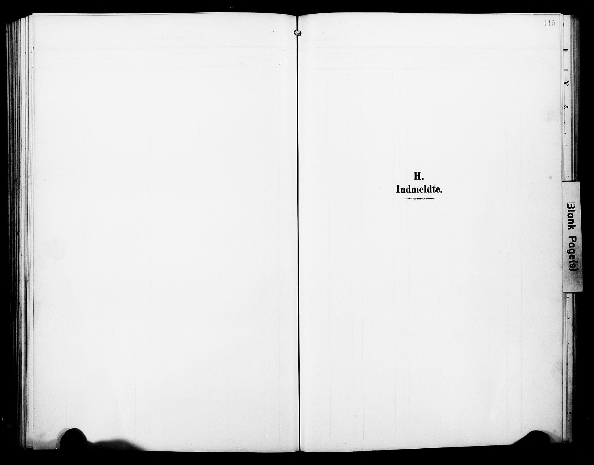 SAB, Arkivreferanse mangler*, Ministerialbok nr. A 1, 1907-1928, s. 115
