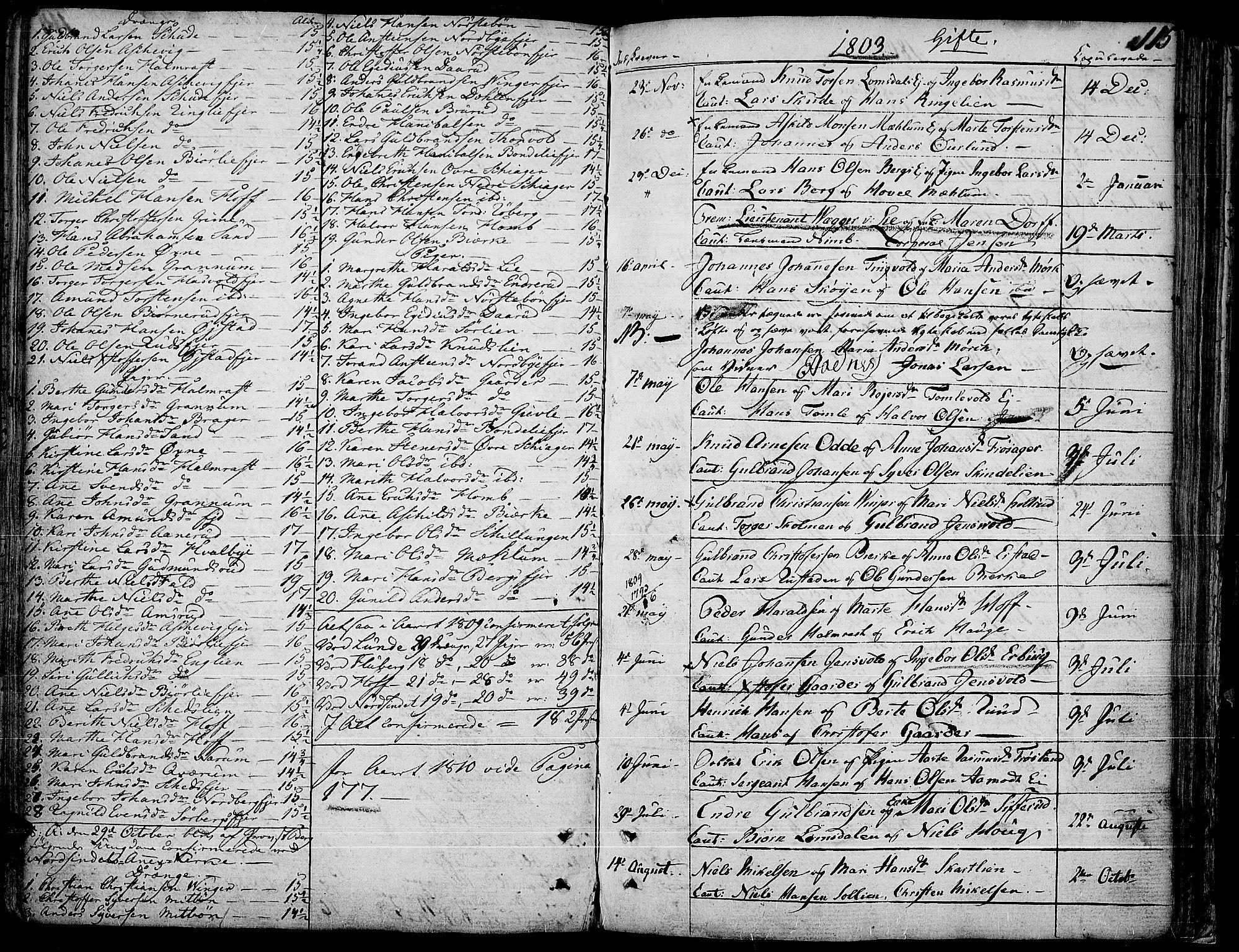 SAH, Land prestekontor, Ministerialbok nr. 6, 1784-1813, s. 115